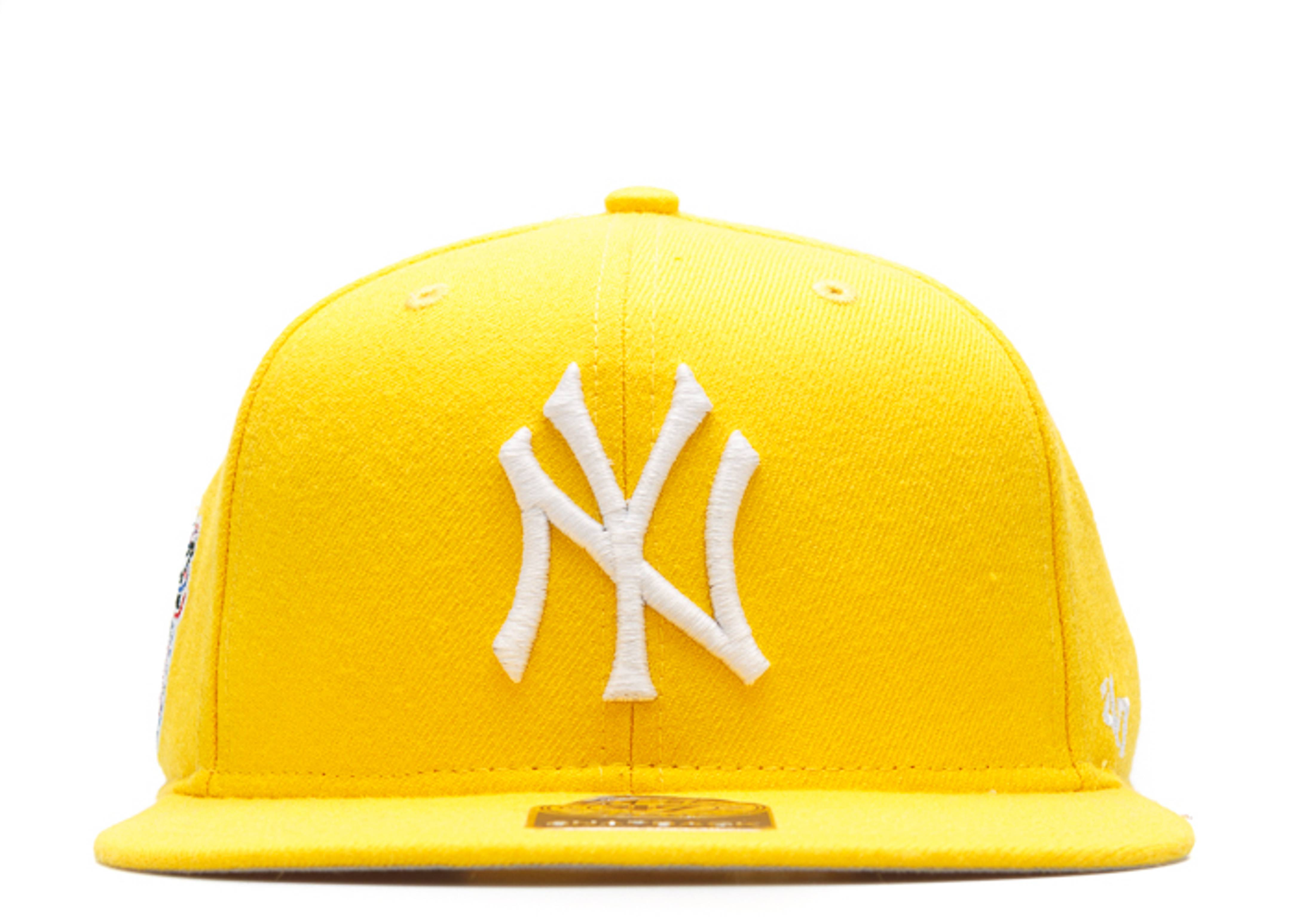 "new york yankee snap-back ""american league side-patch"""