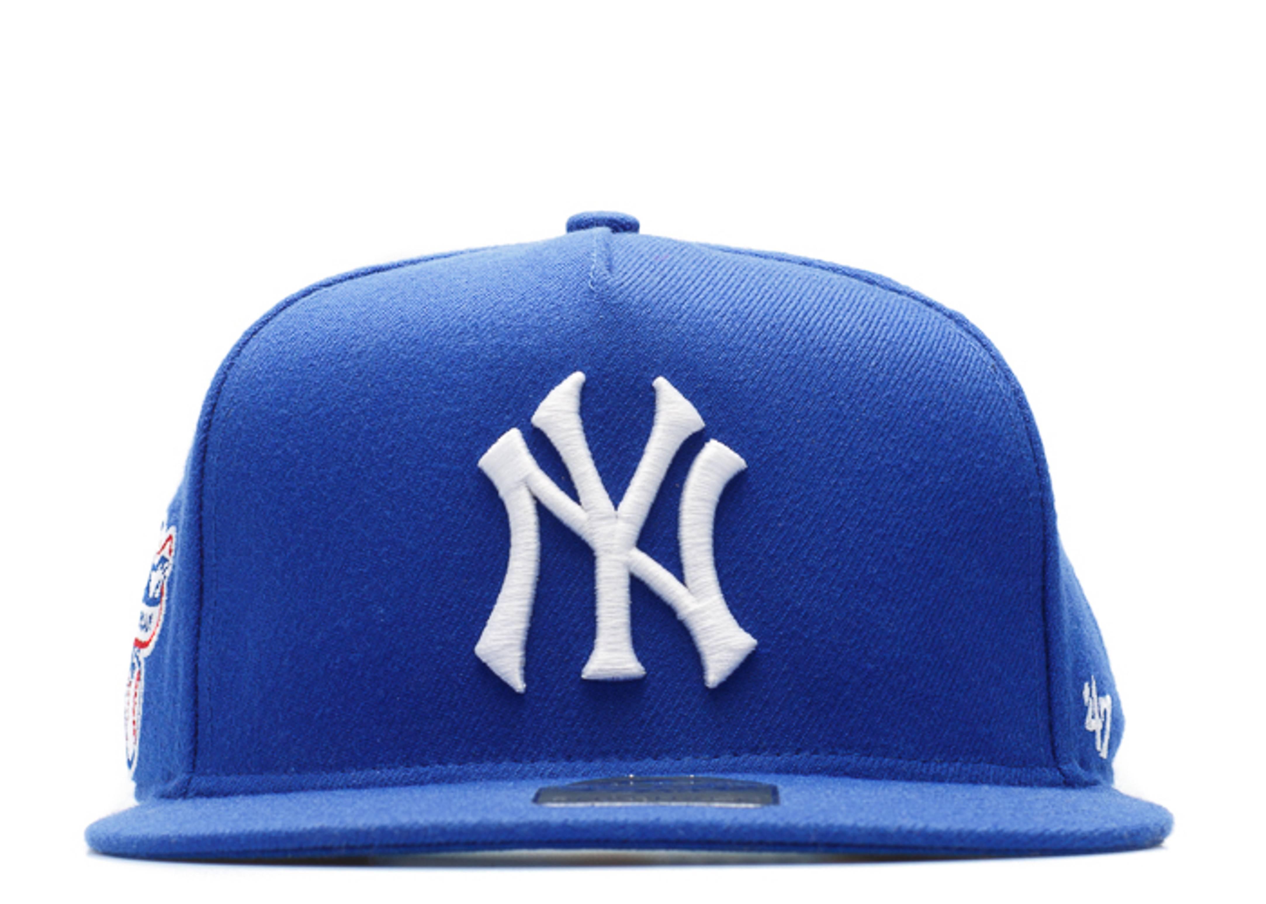 new york yankee snap-back