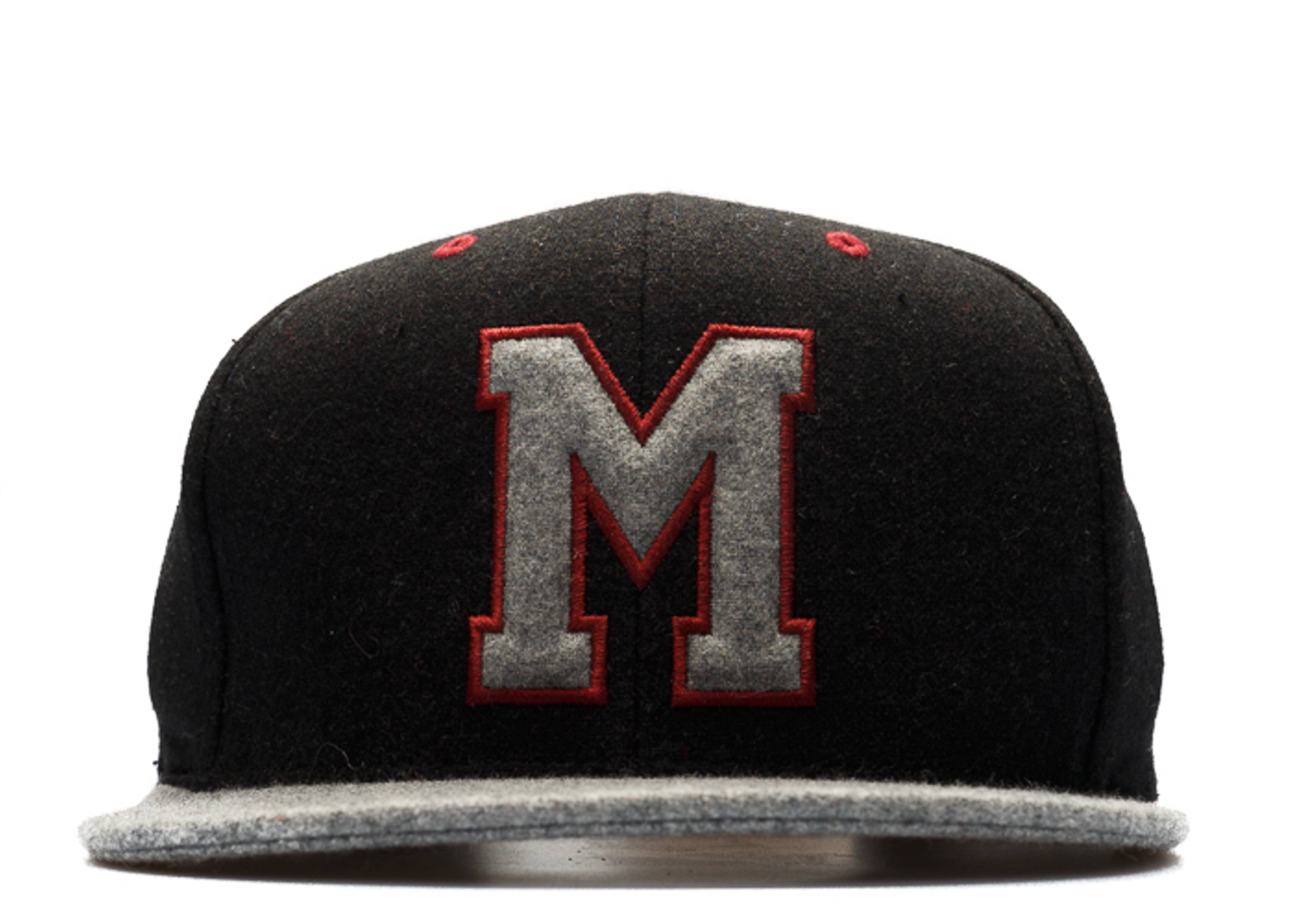 montreal maroons snap-back