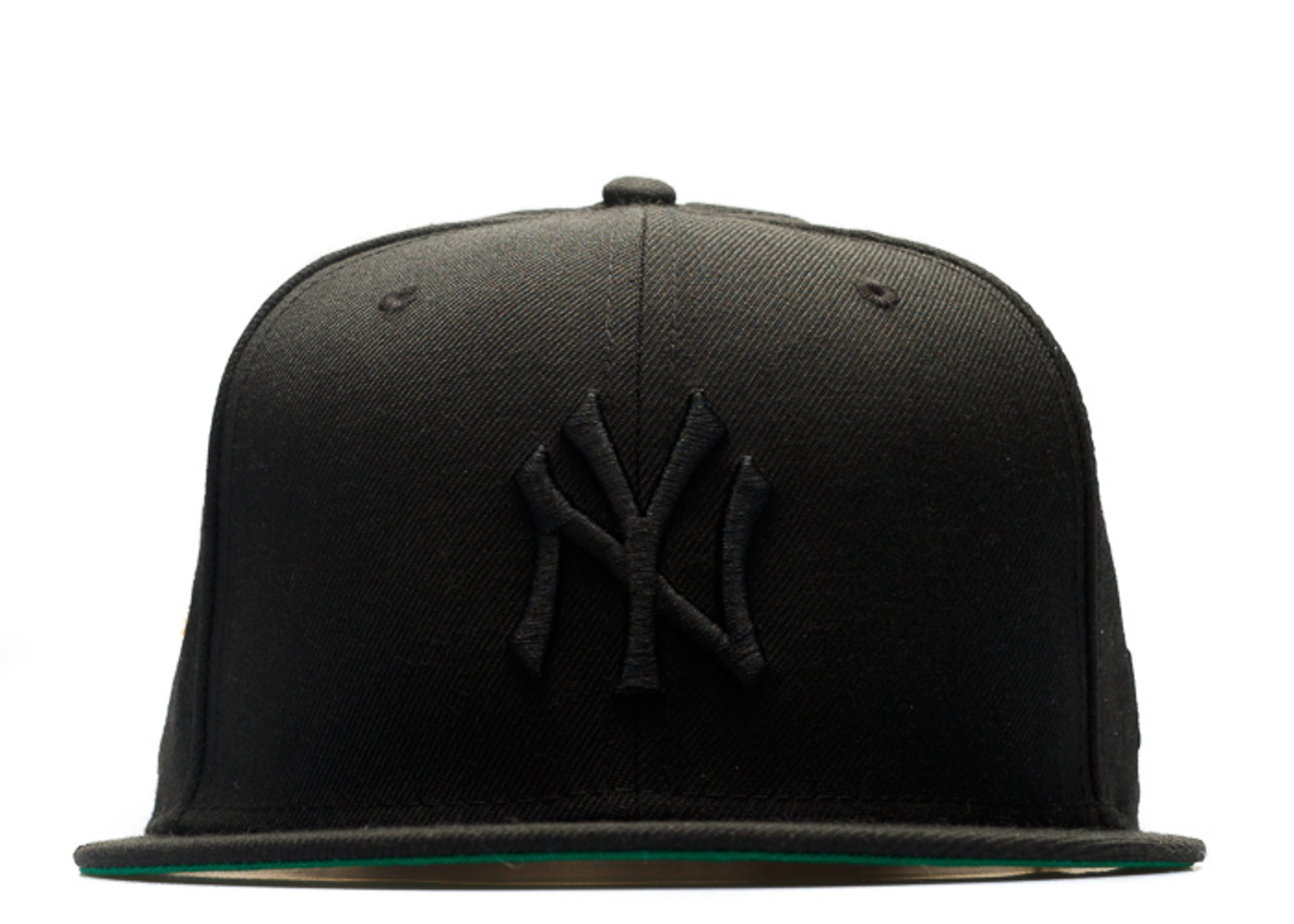 """new york yankees fitted """"1996 world series """"metallic gold"""" patch"""""""