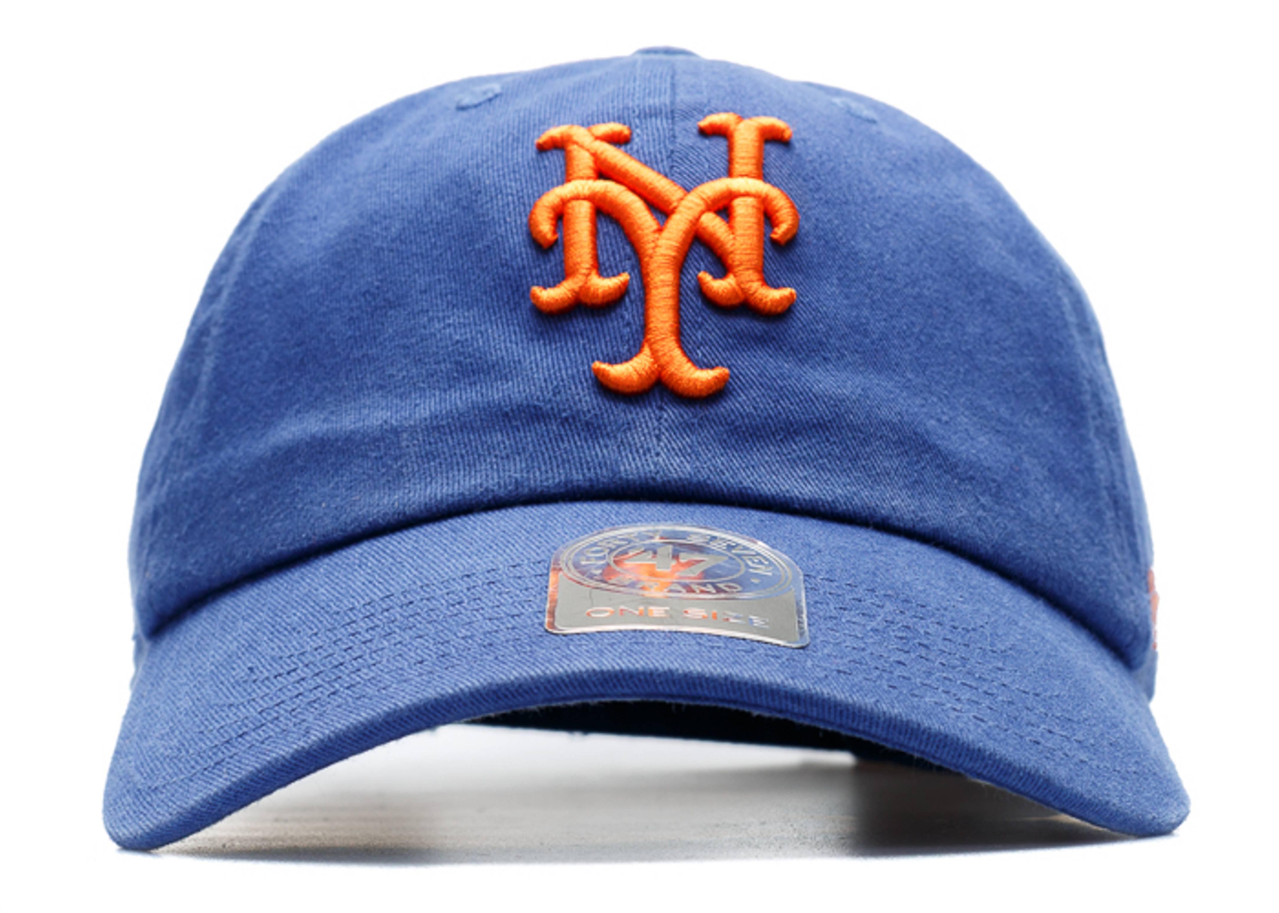 new york mets strap-back