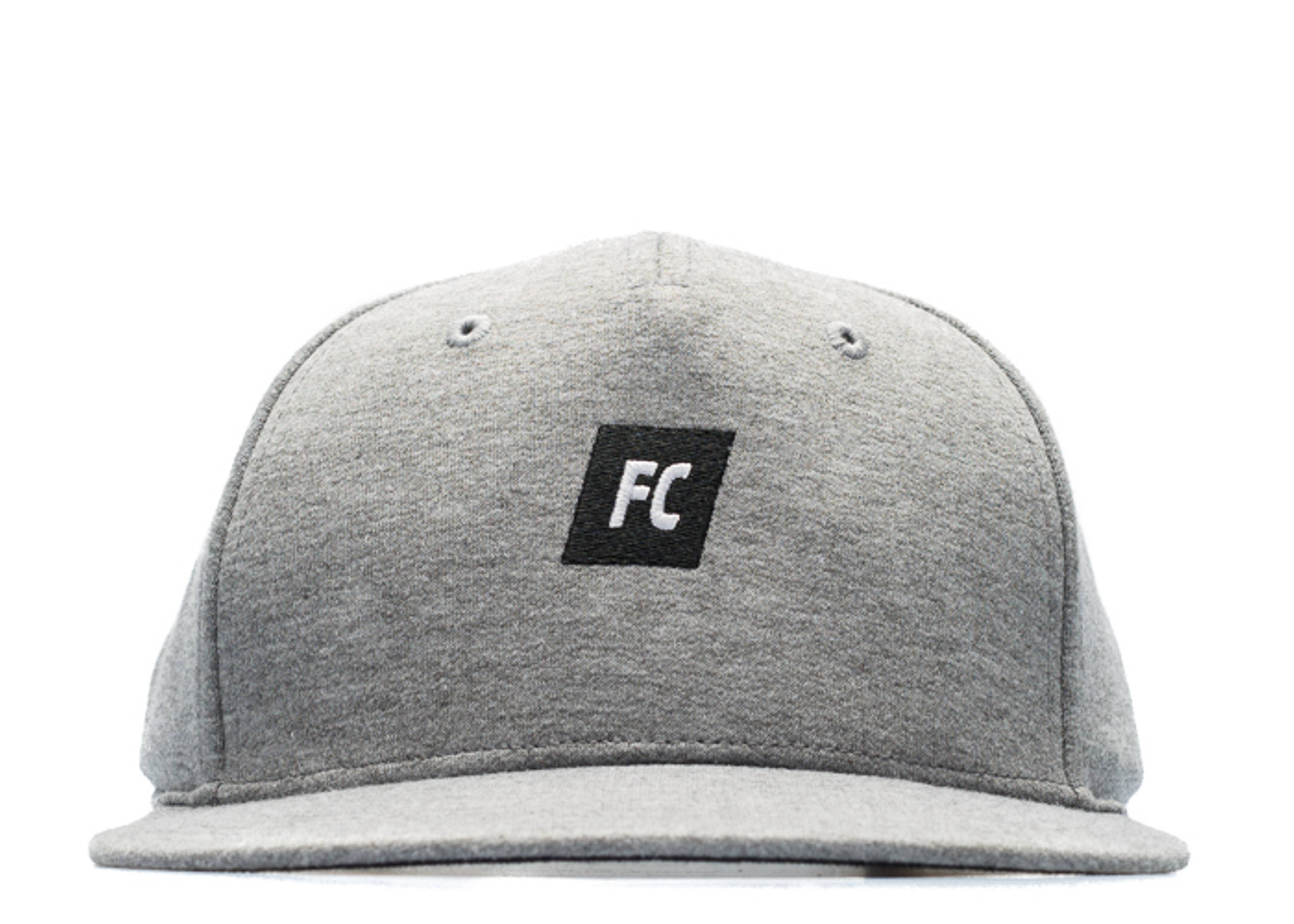 square tab 5-panel snap-back