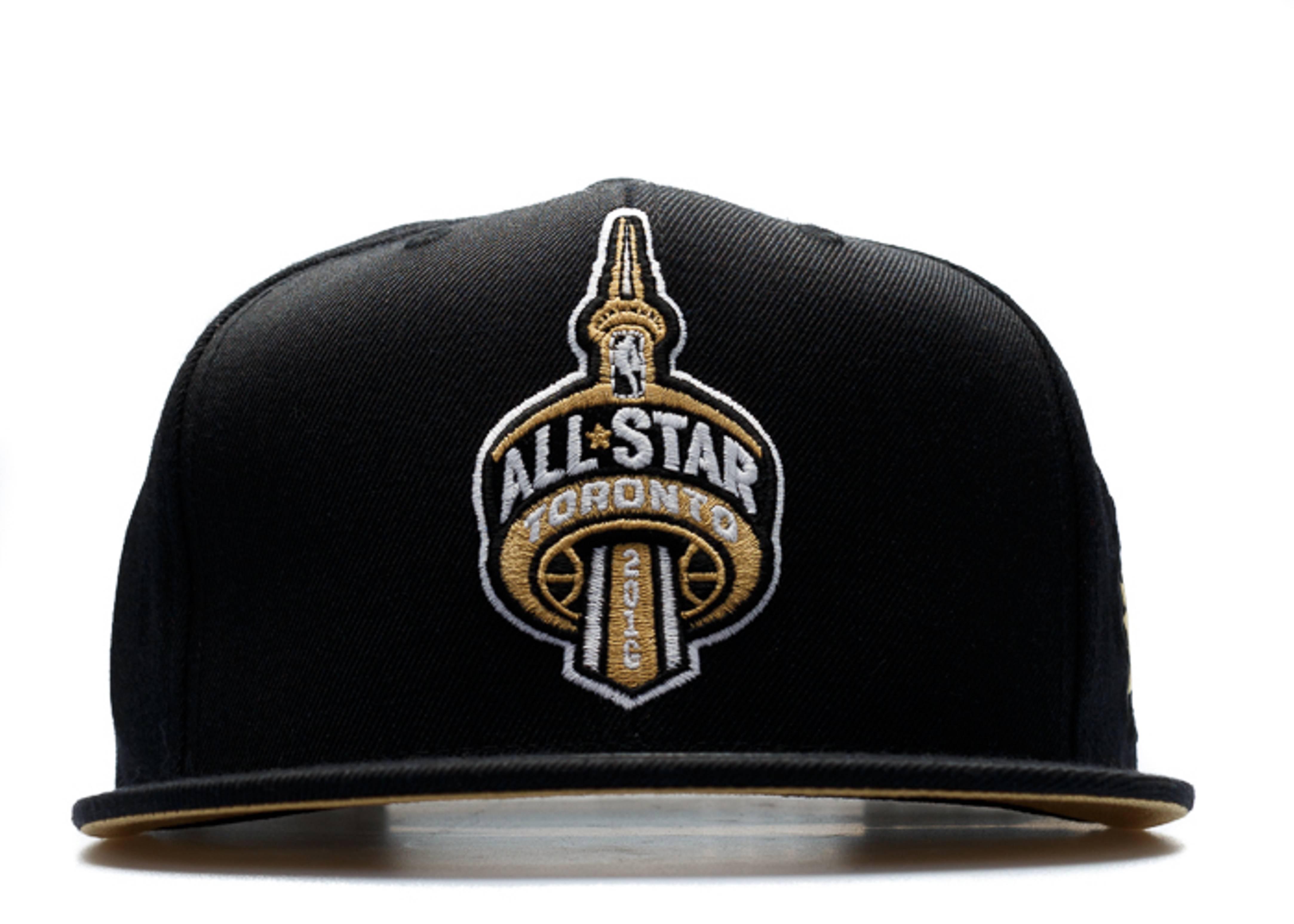 "nba all-star snap-back ""toronto nba all-star 2016"""