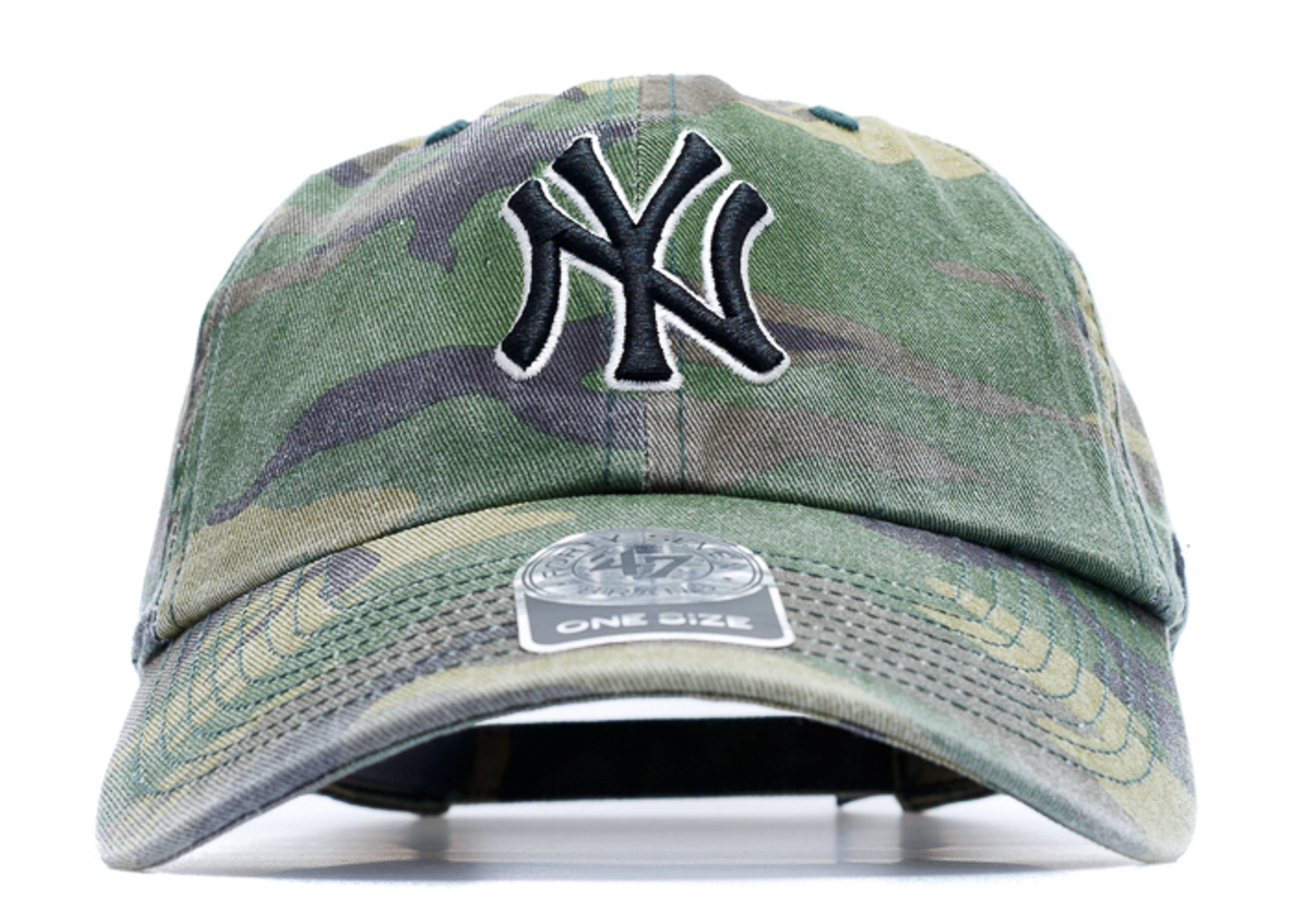 new york yankees strap-back