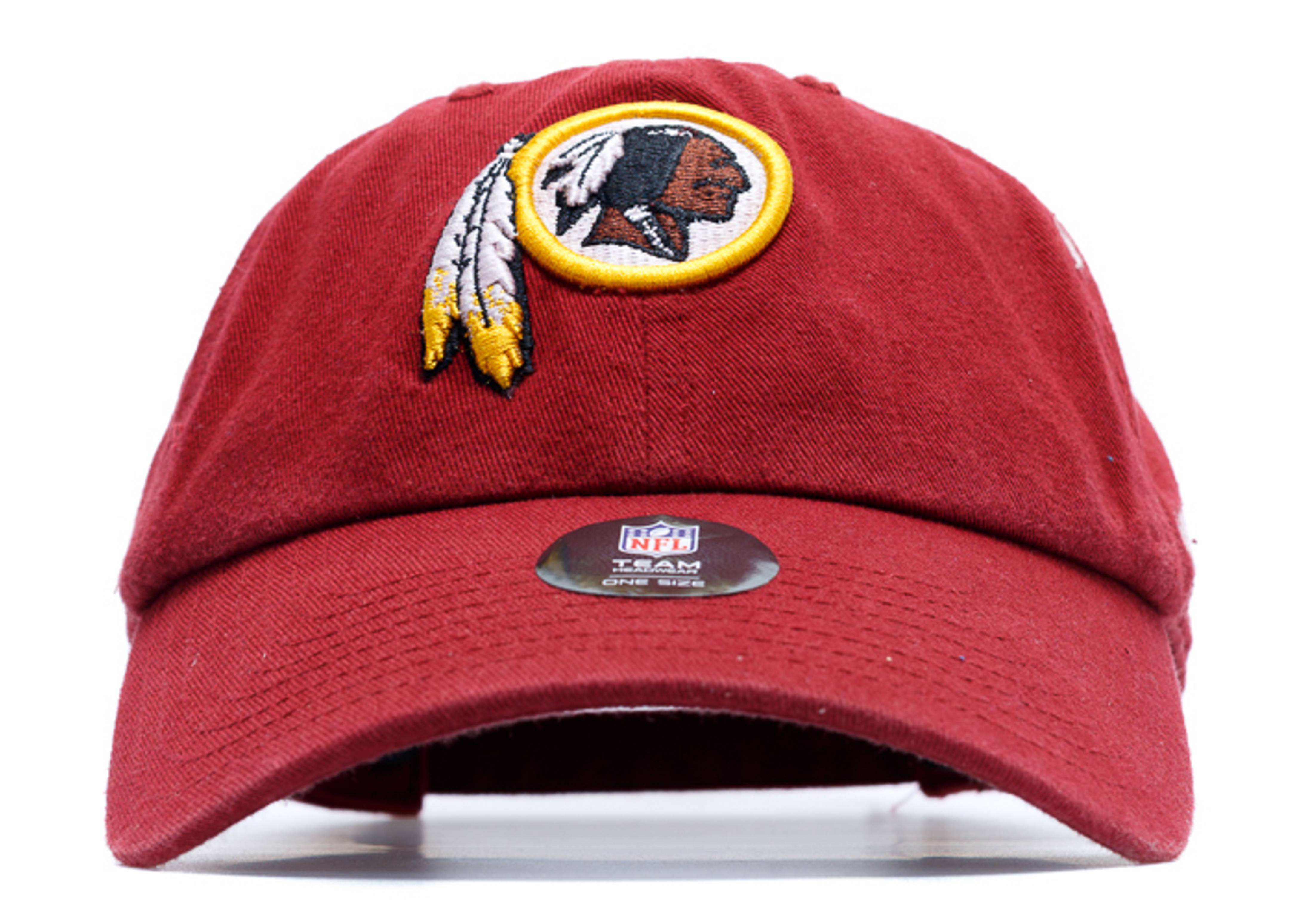 washington redskins strap-back