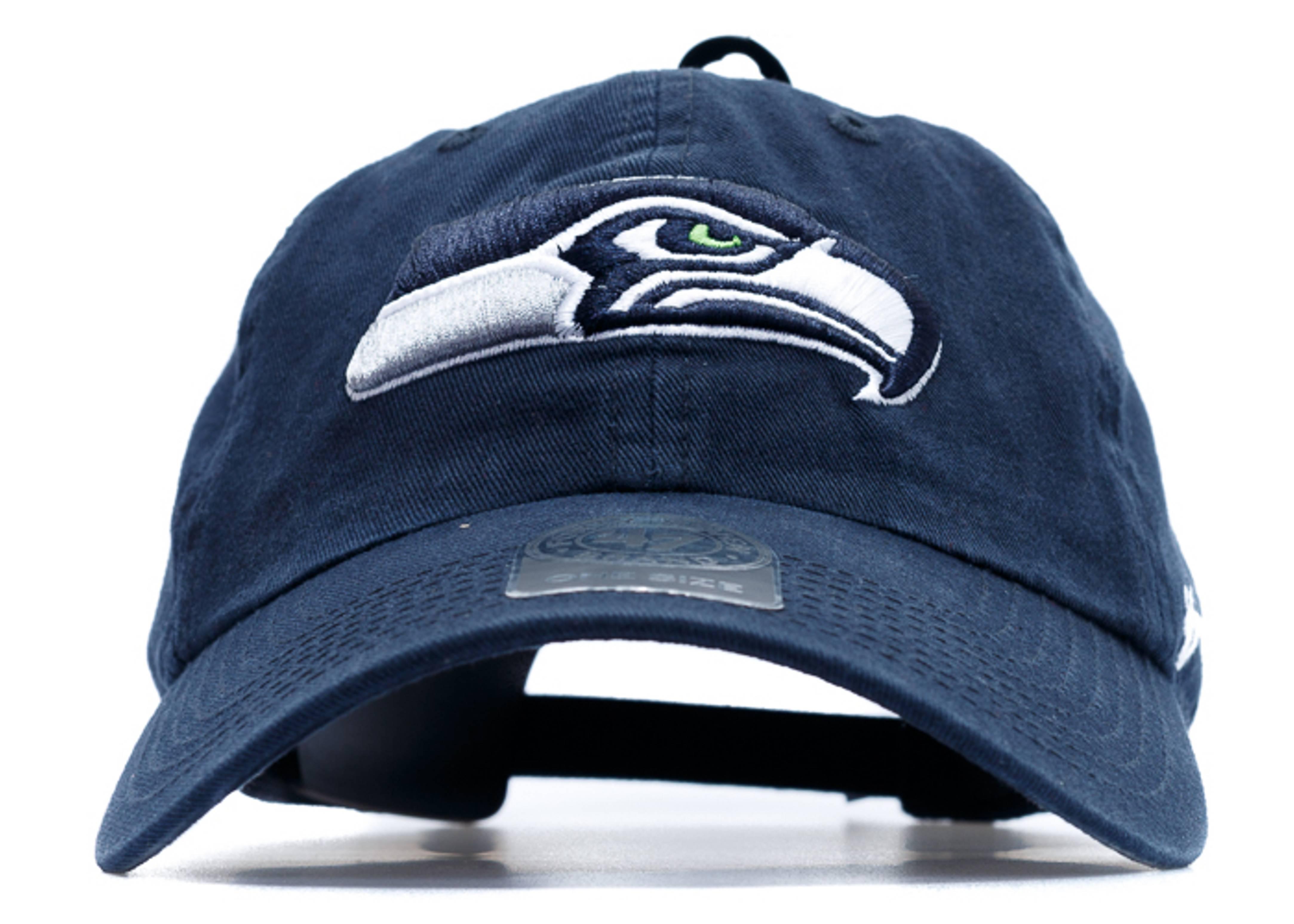 seattle seahawks strap-back