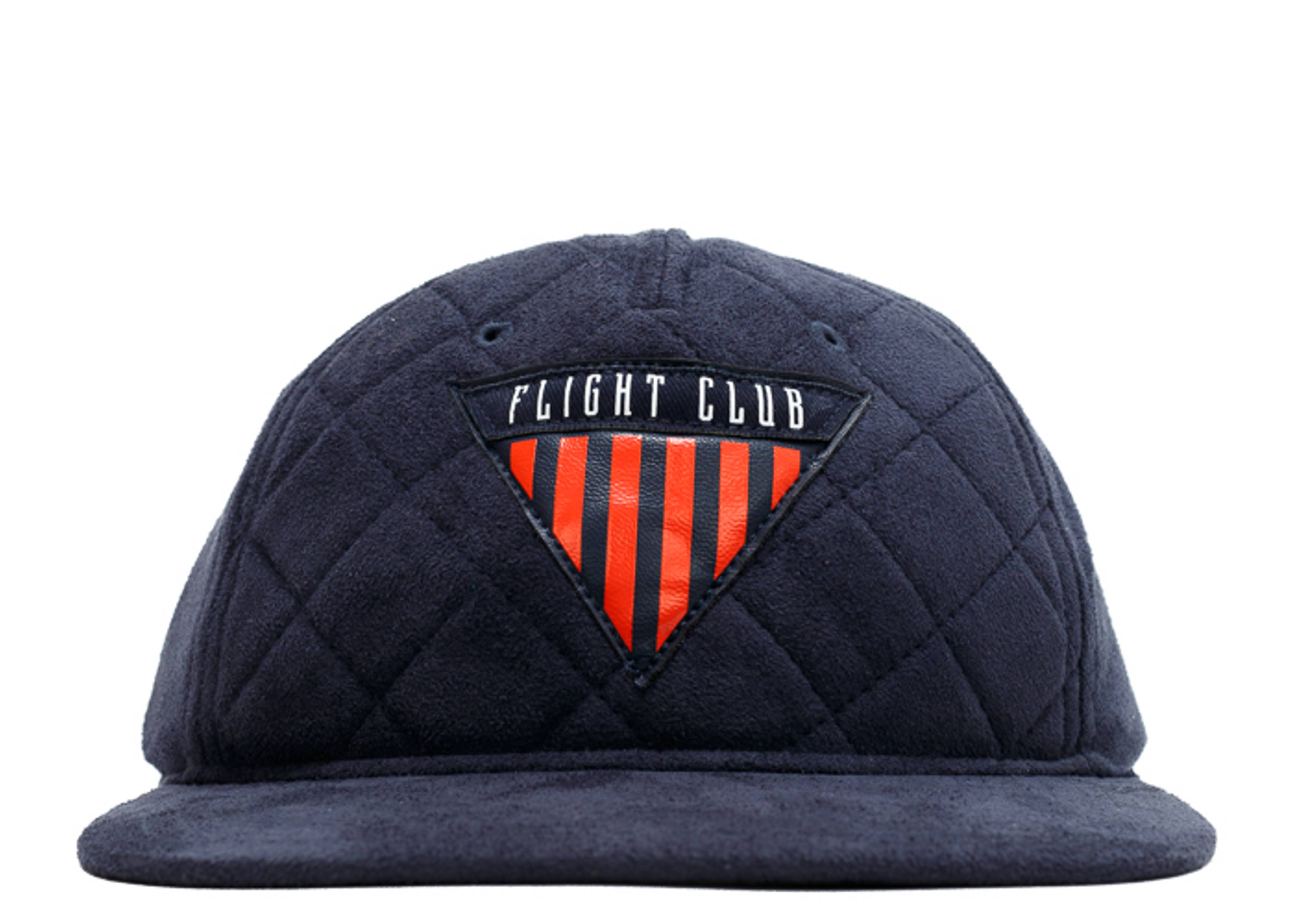 tri- patch 5-panel snap-back