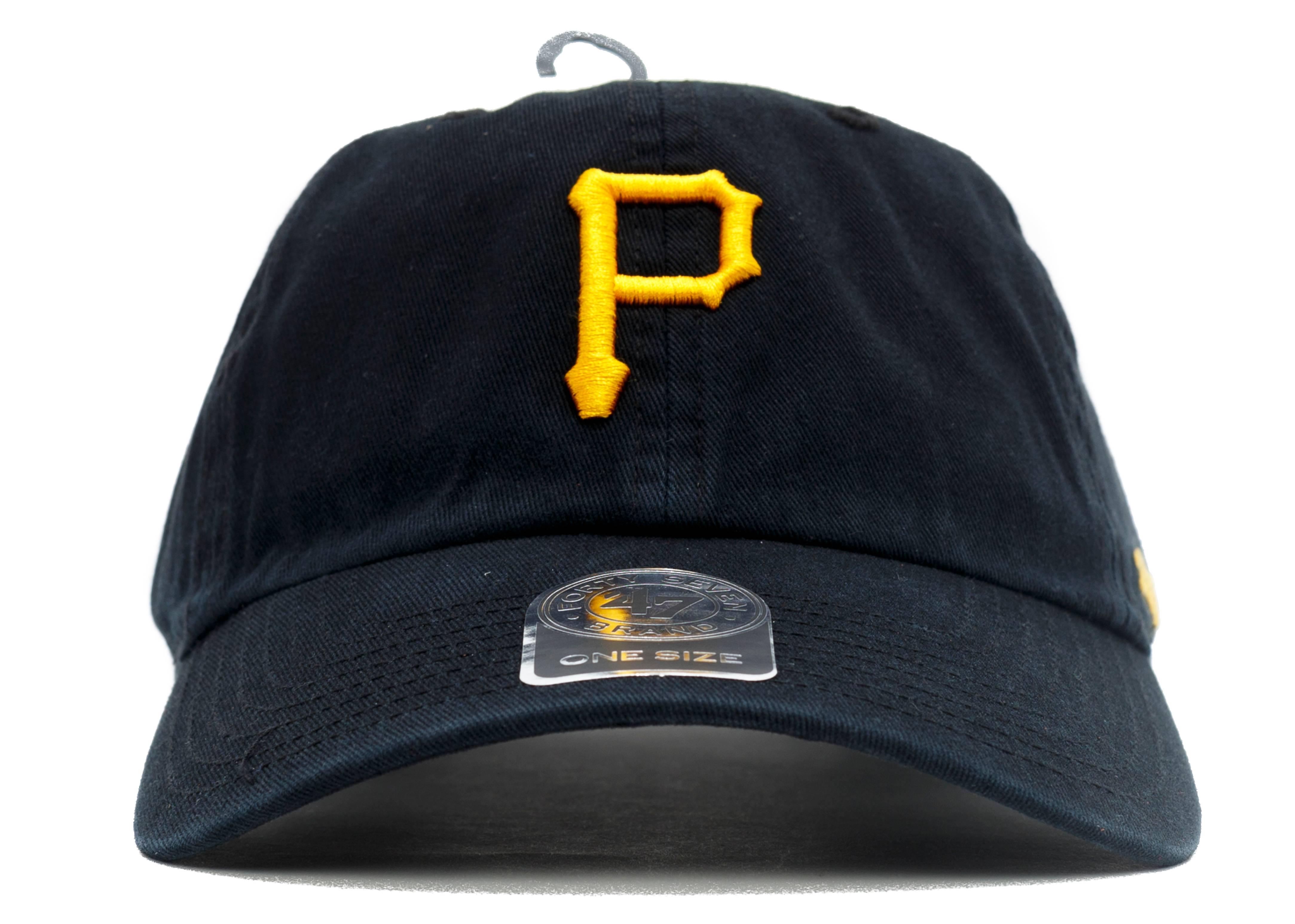 pittsburgh pirates strap-back