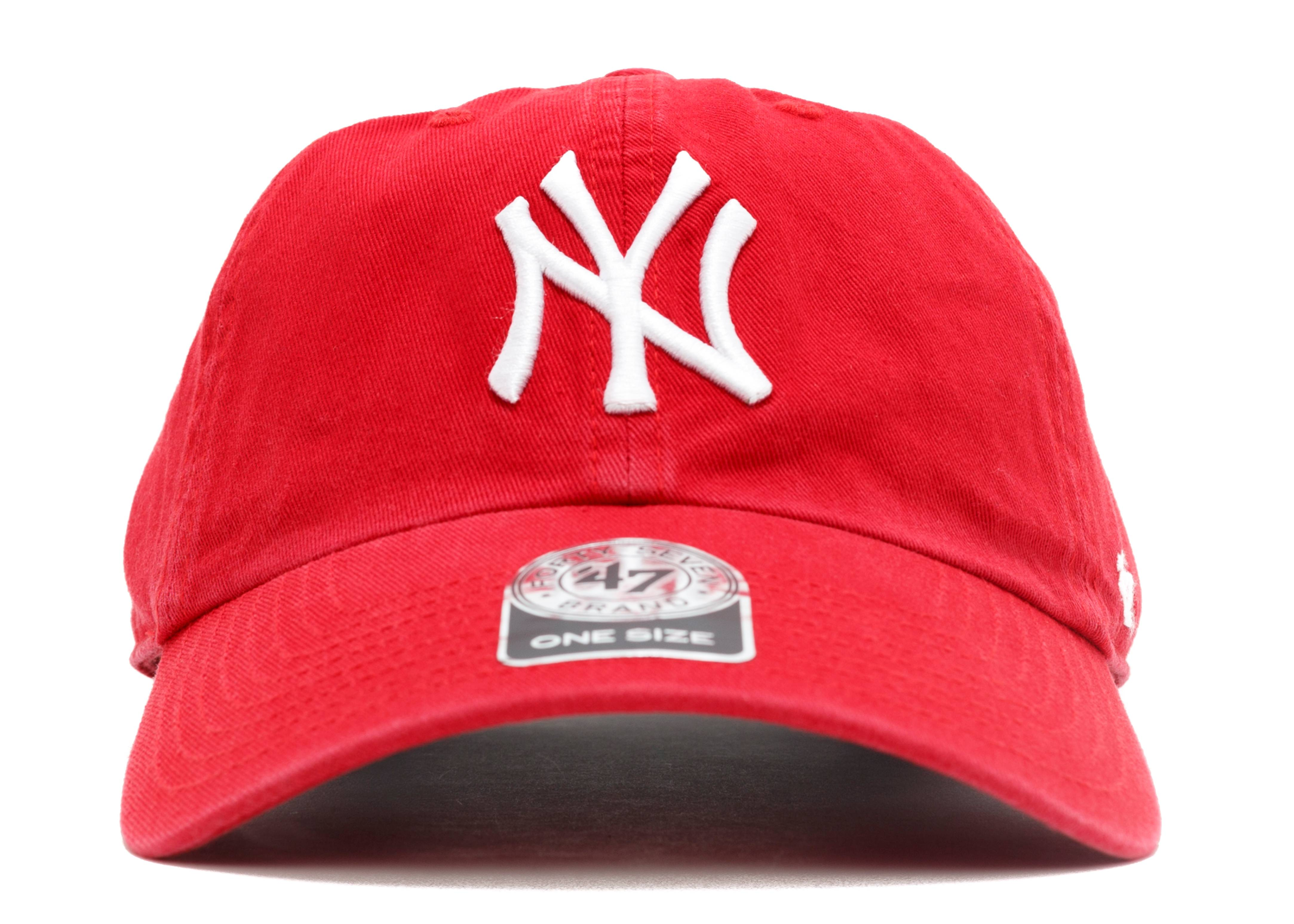 new york yankee strap-back