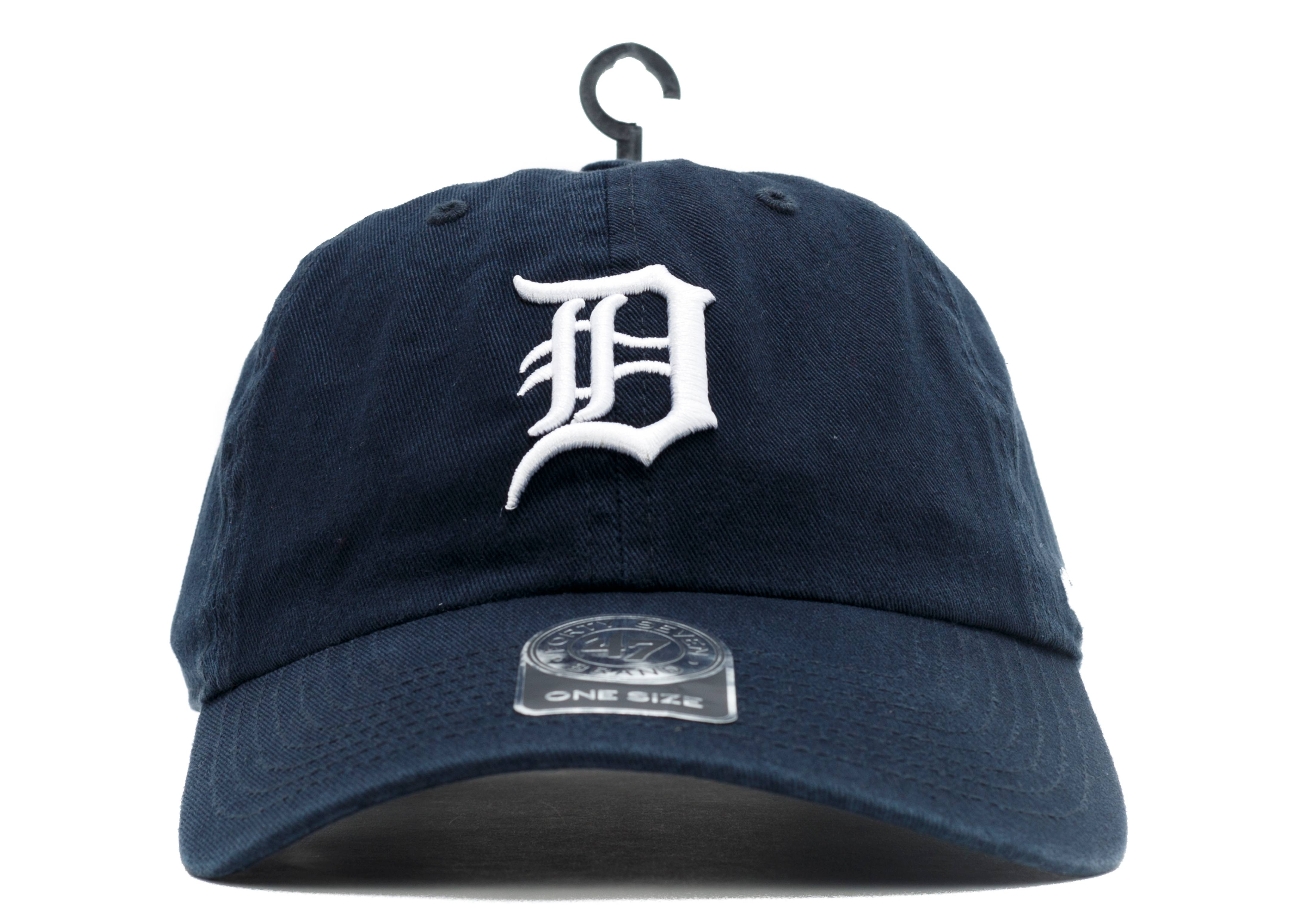 detroit tigers strap-back