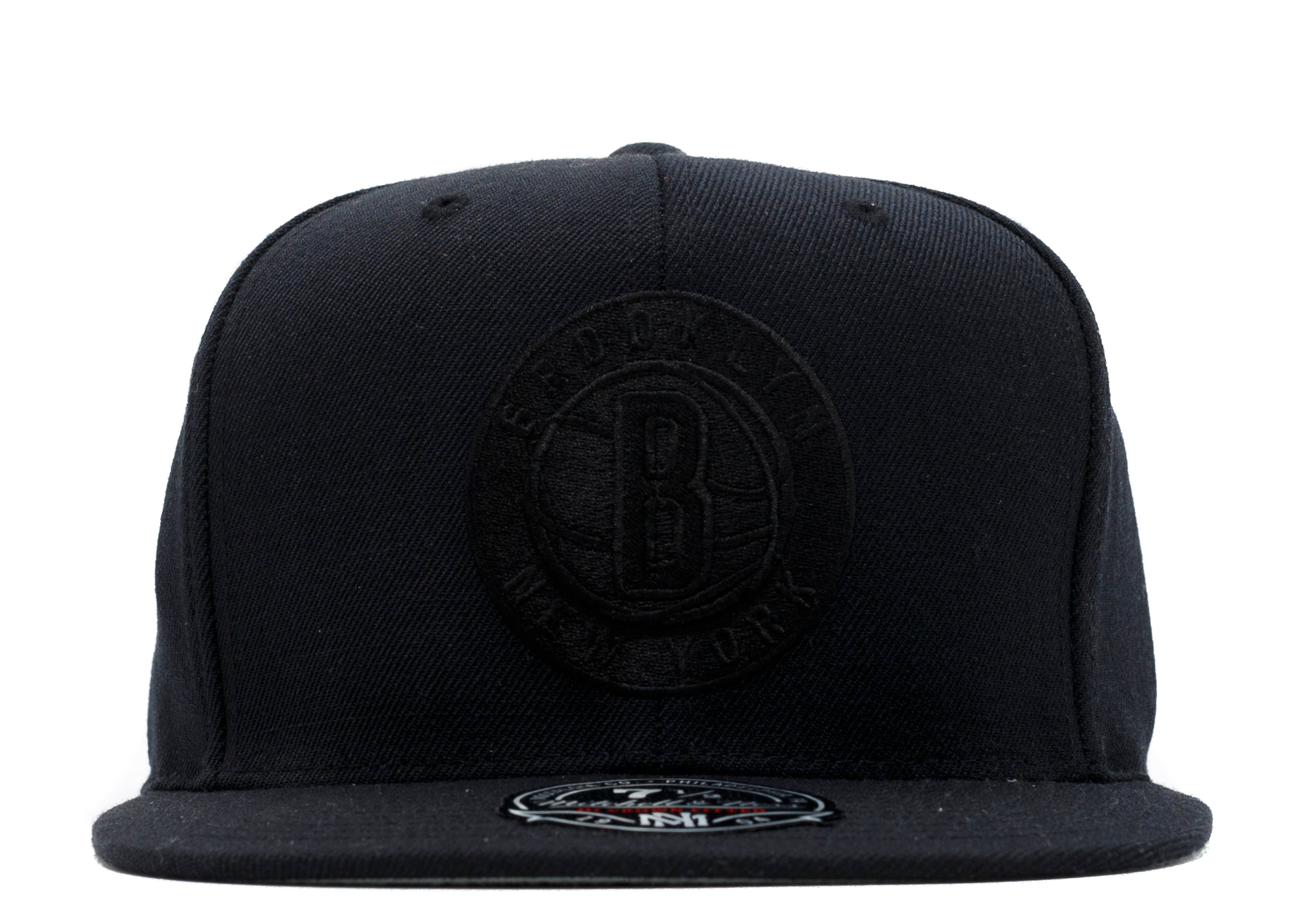 brooklyn nets high crowned fitted