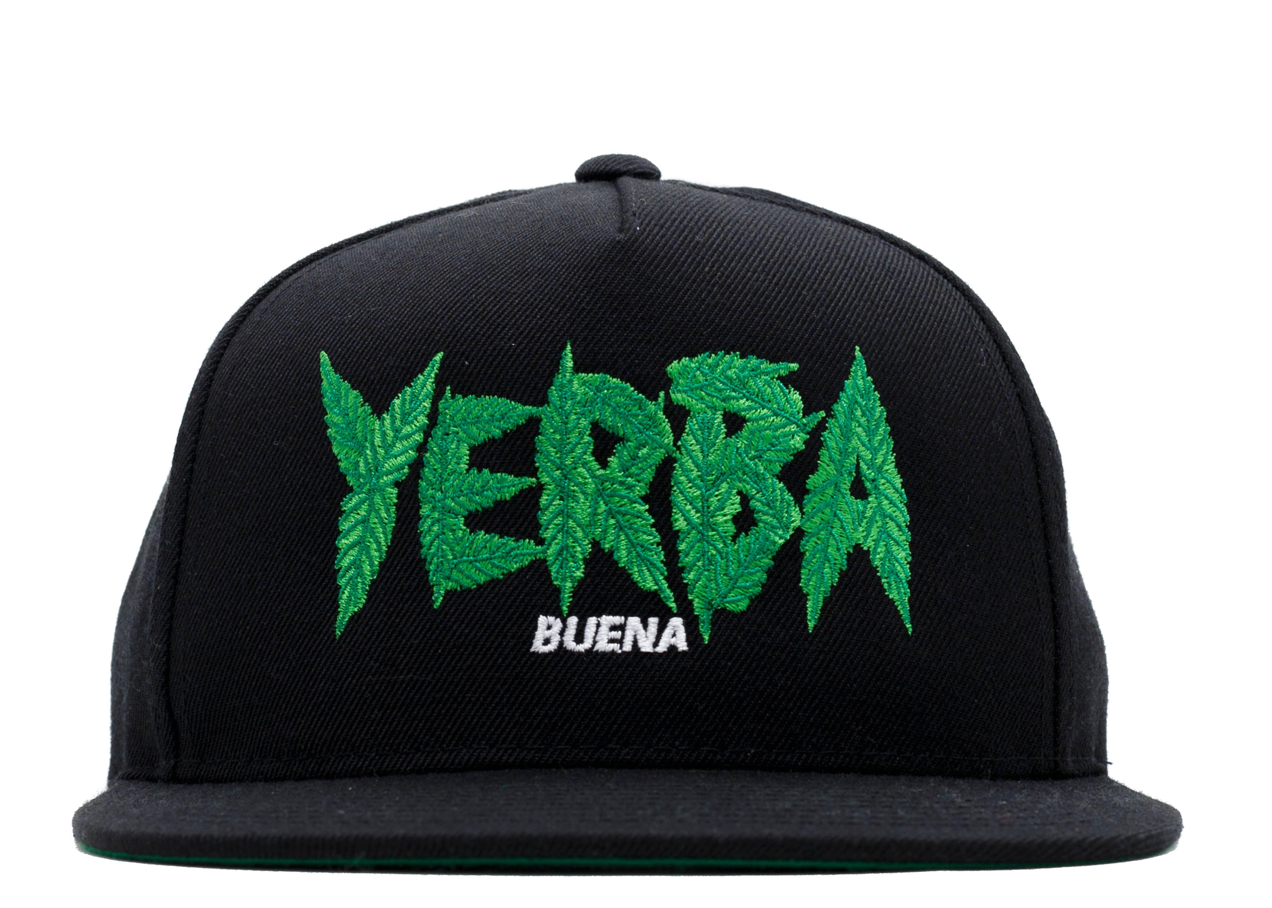 yerba buena snap-back