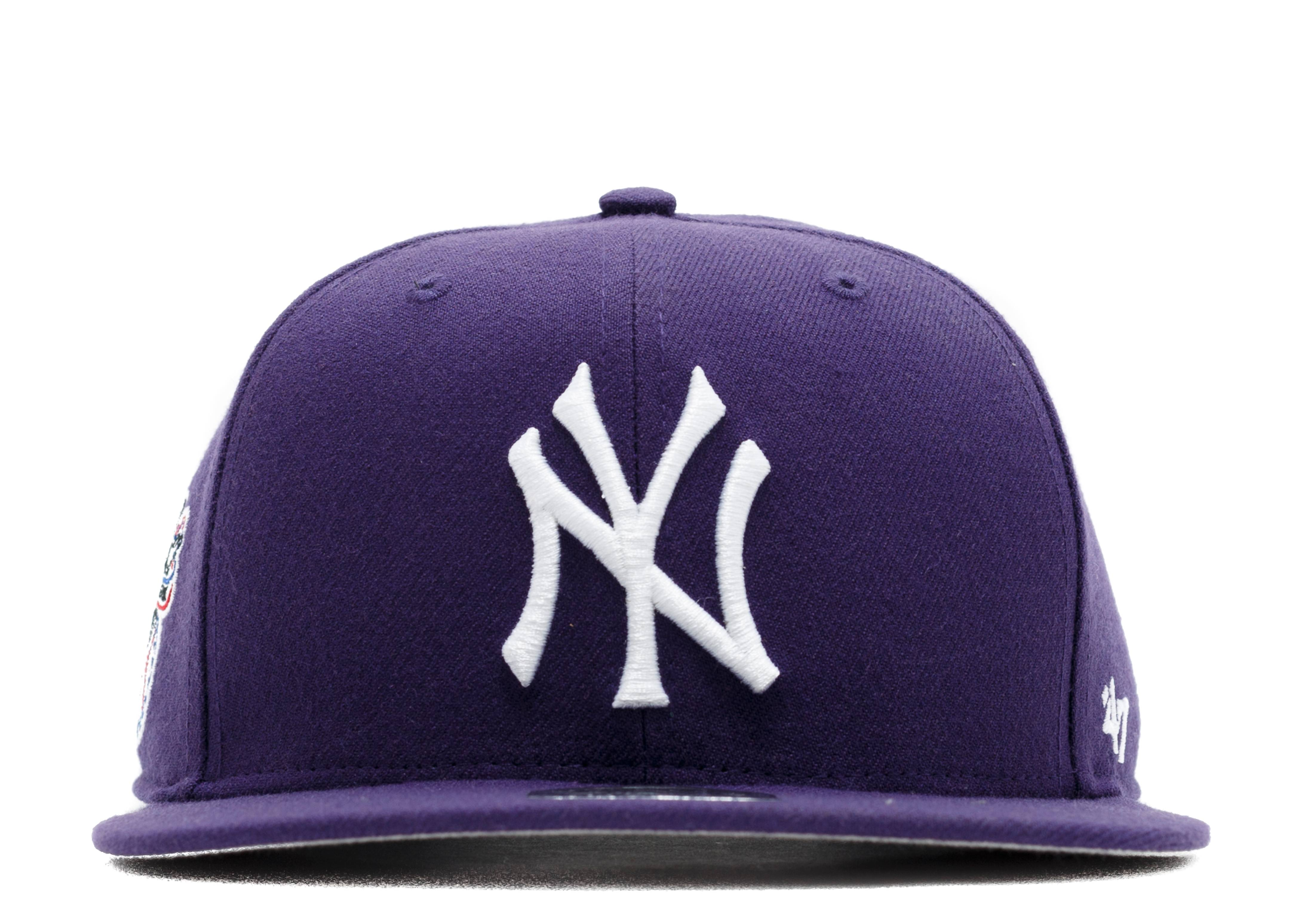 "new york yankees snap-back ""american league side-patch"""
