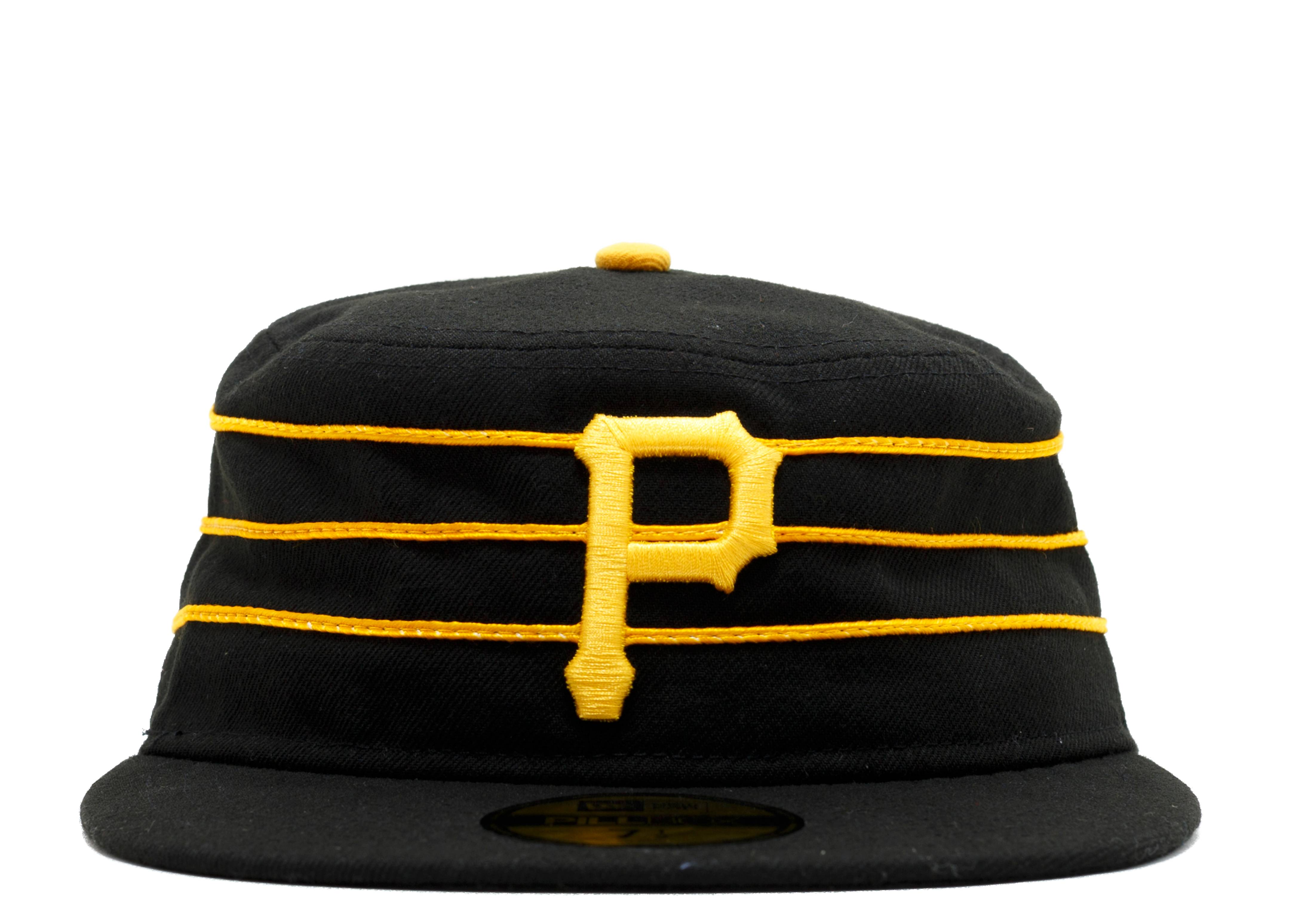 pittsburg pirates pill box fitted