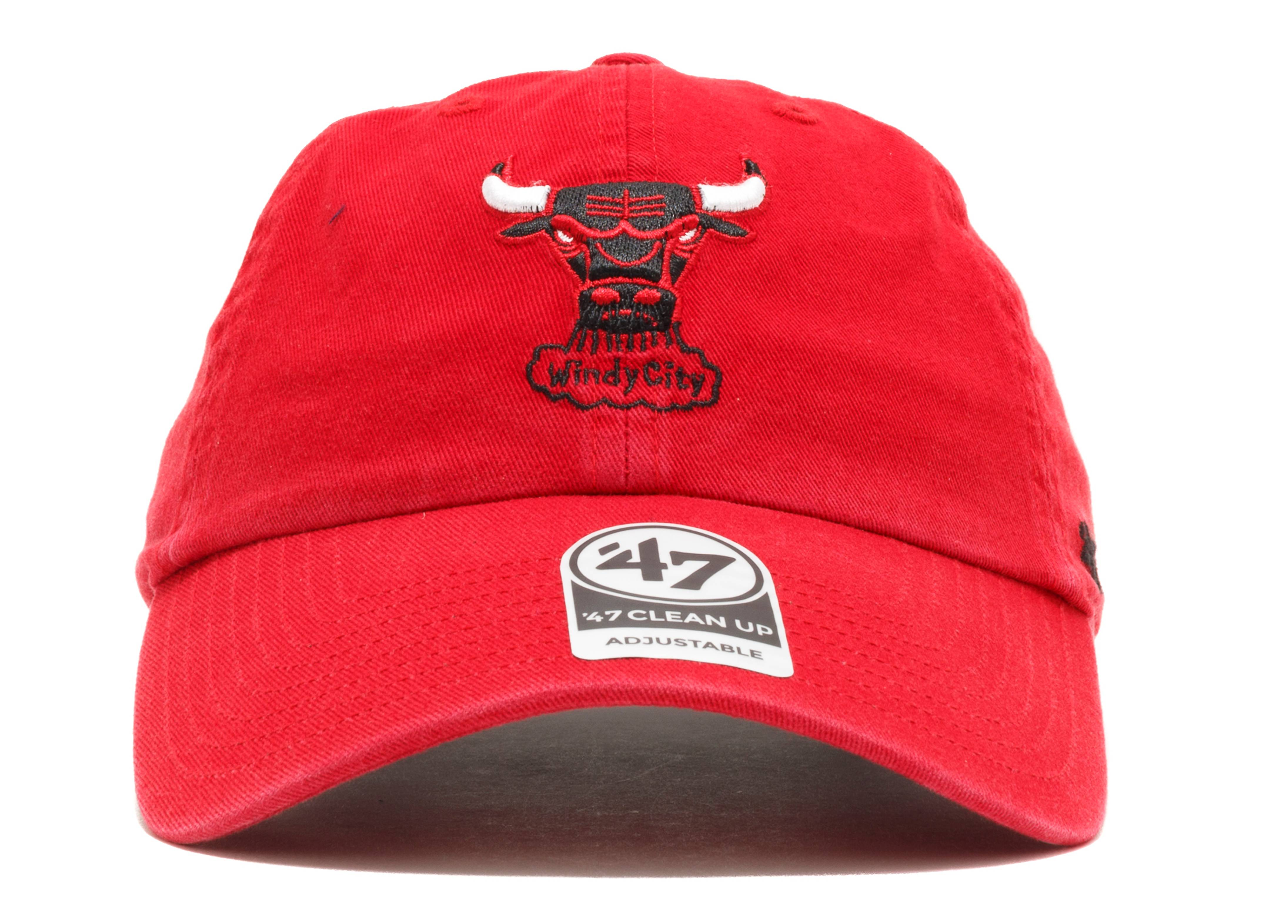 chicago bulls strap-back