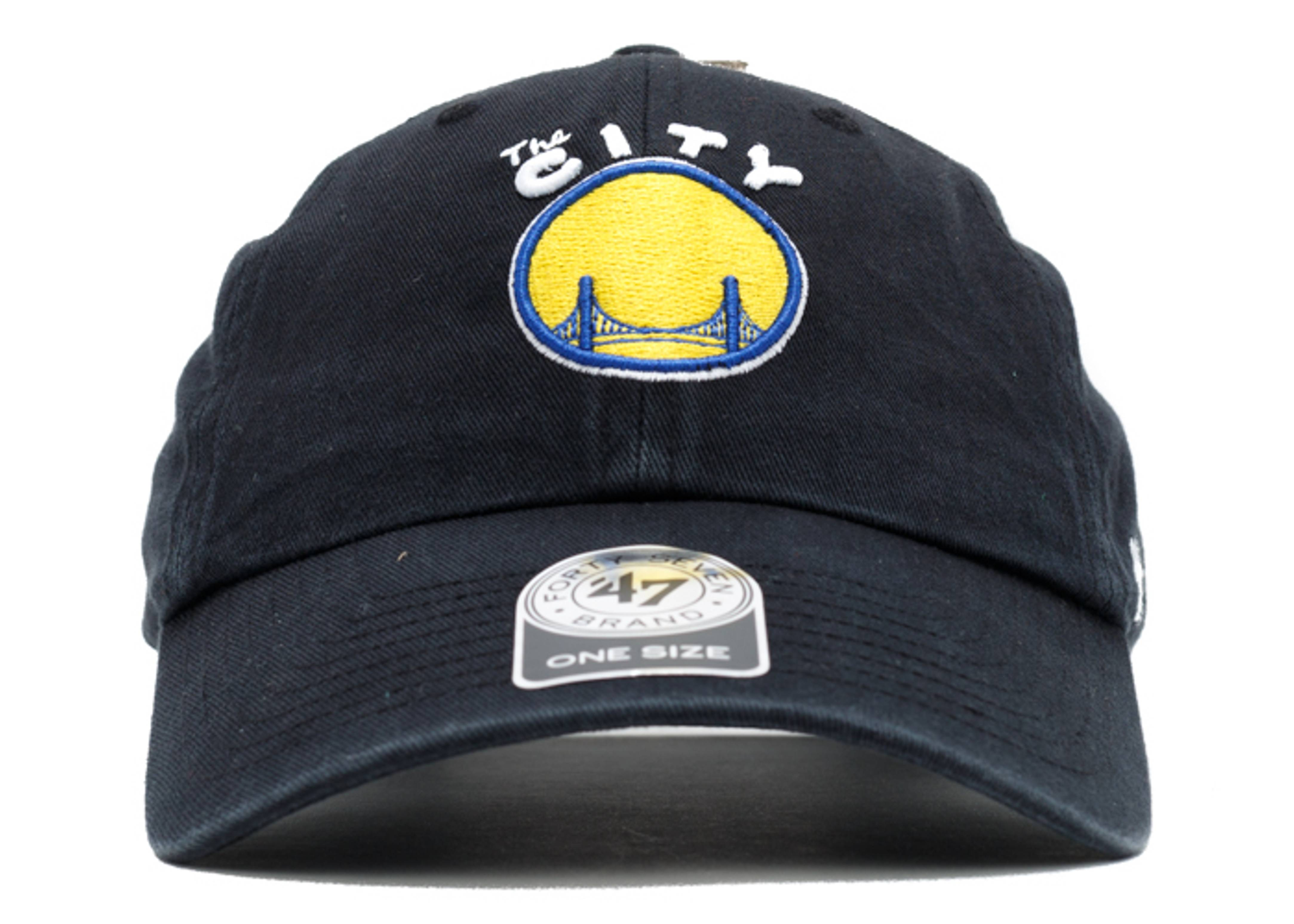 golden state warriors strap-back