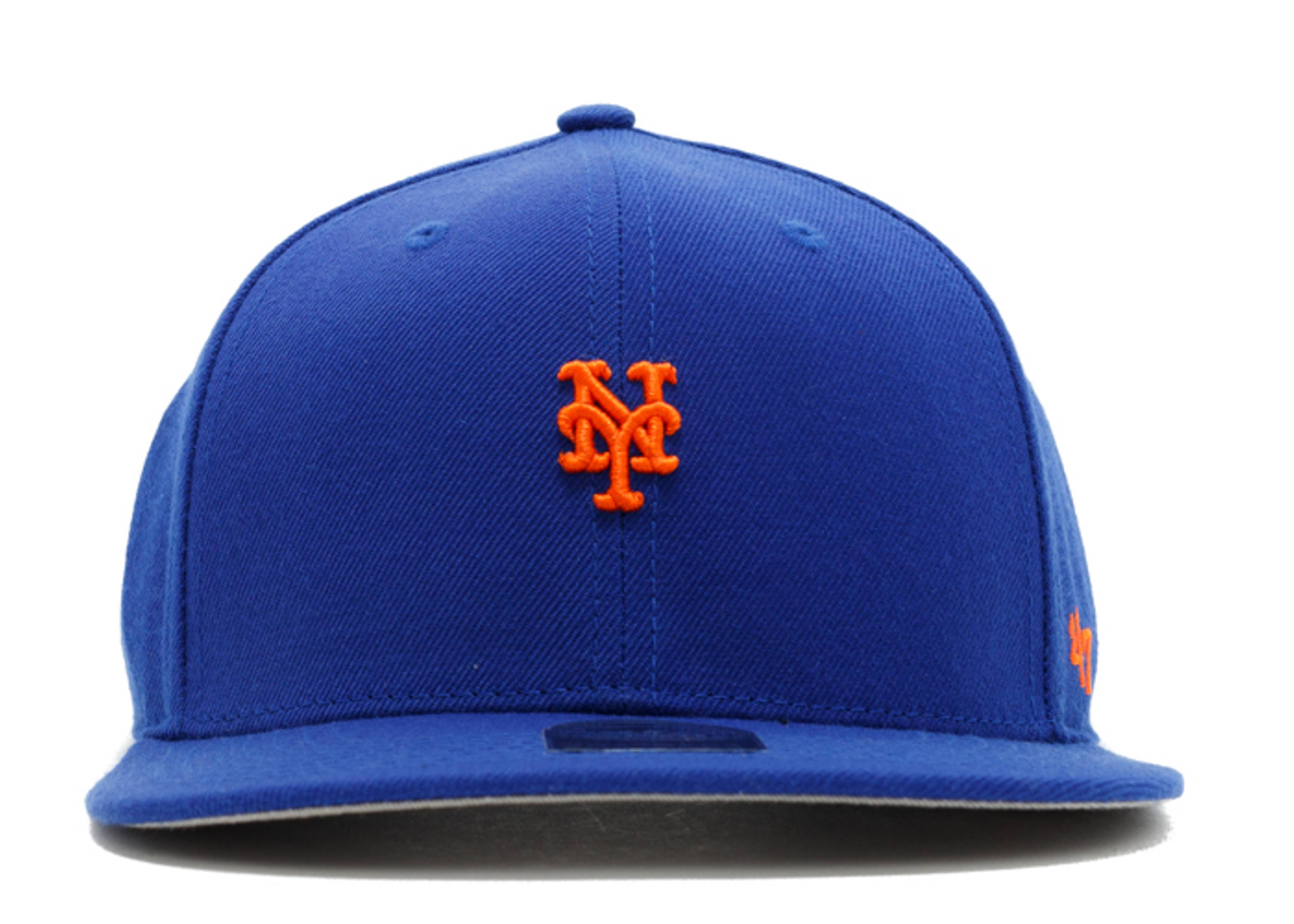 "new york mets snap-back ""mini logo"""
