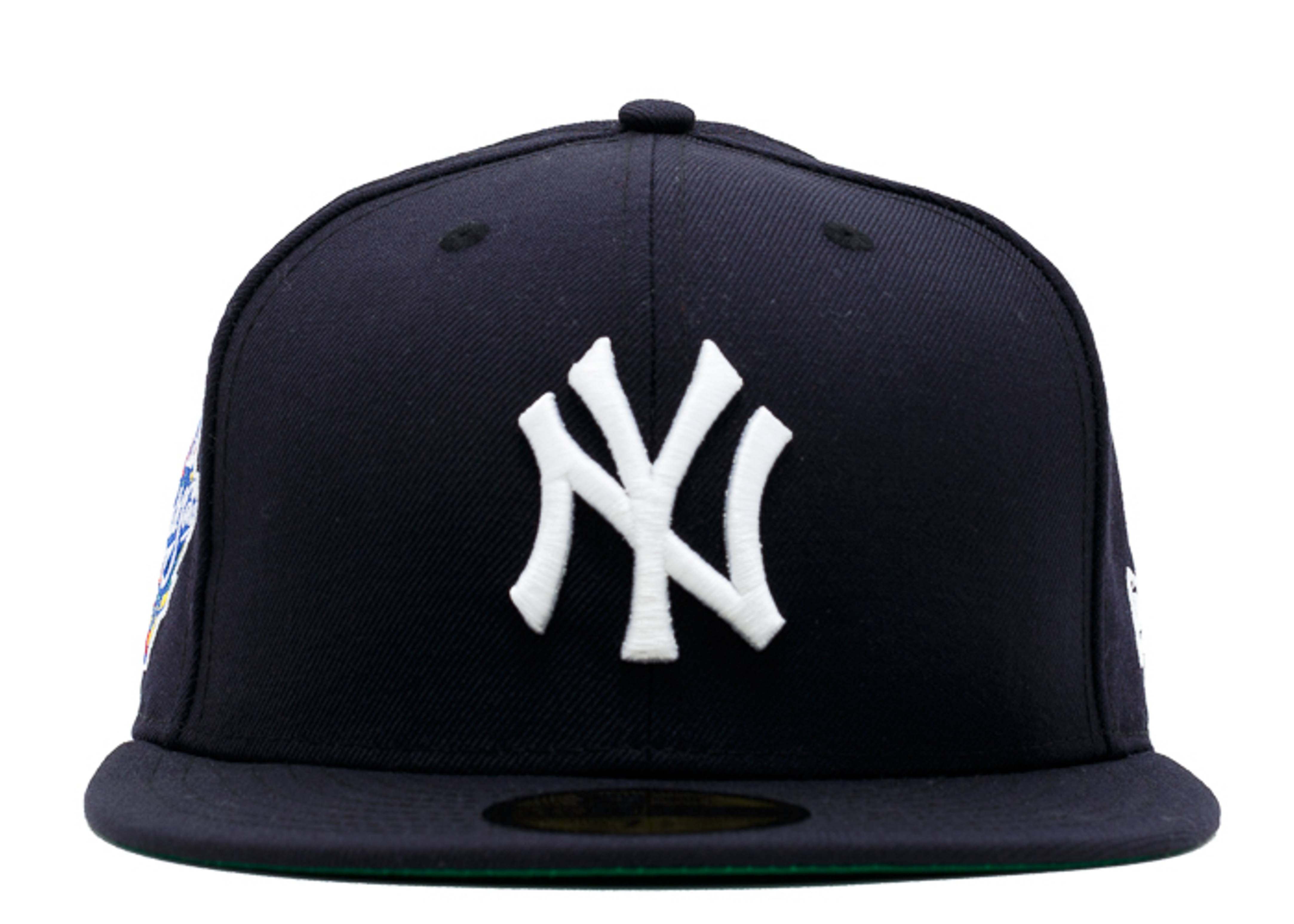 """new york yankees fitted """"1999 world series"""""""