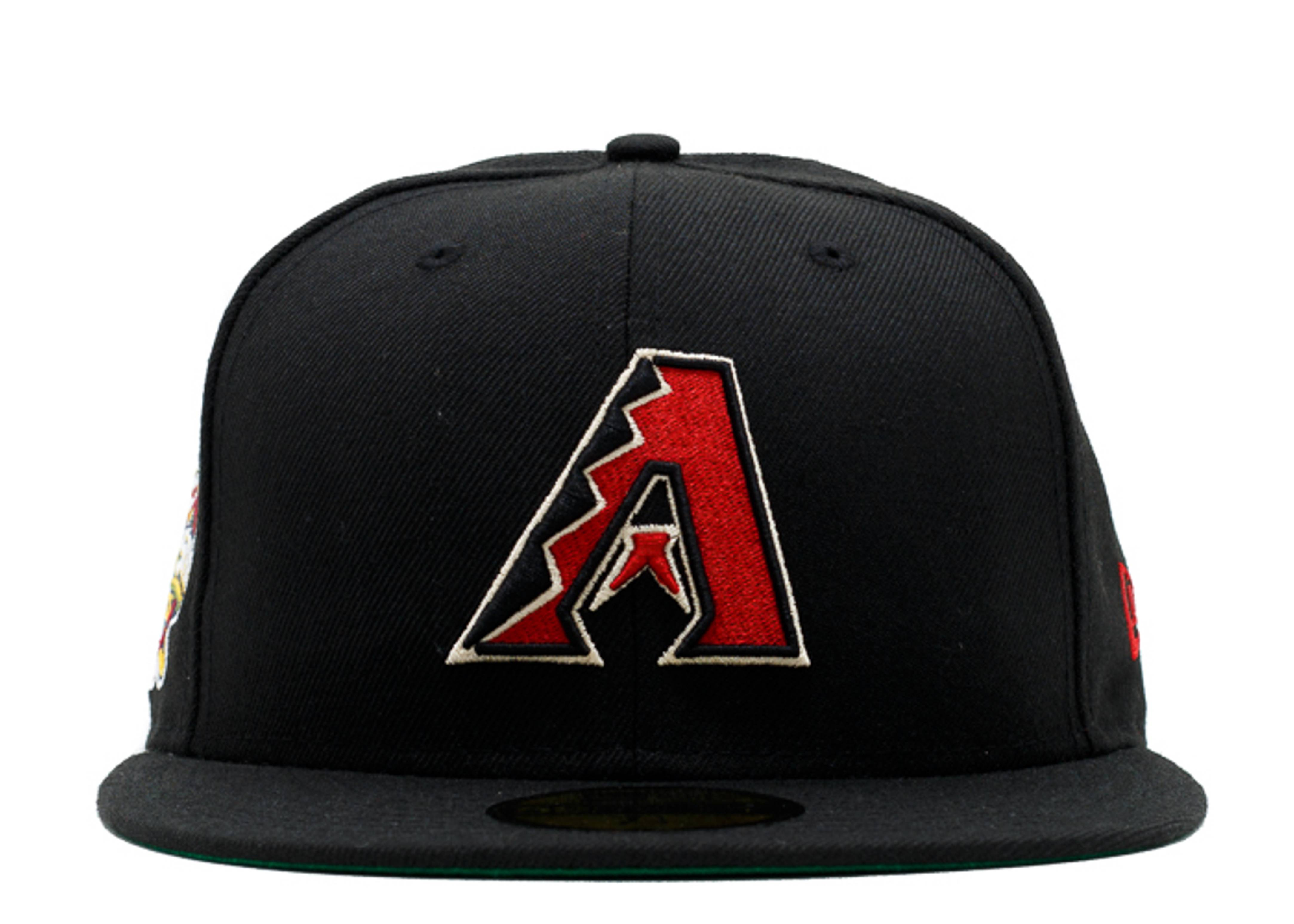 "arizona diamondbacks fitted ""2001 world series fitted"""