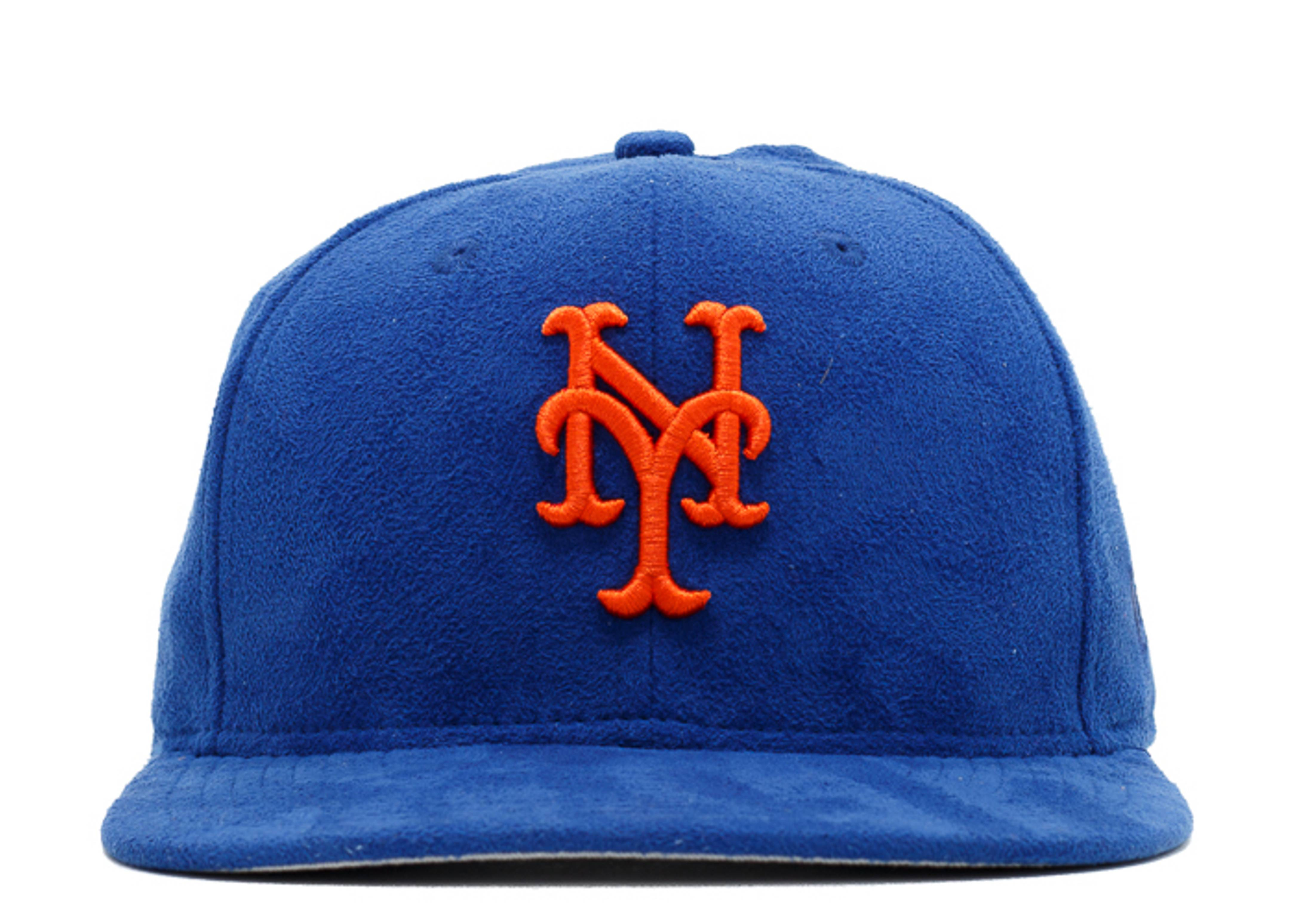 "new york mets snap-back ""f. suede"""