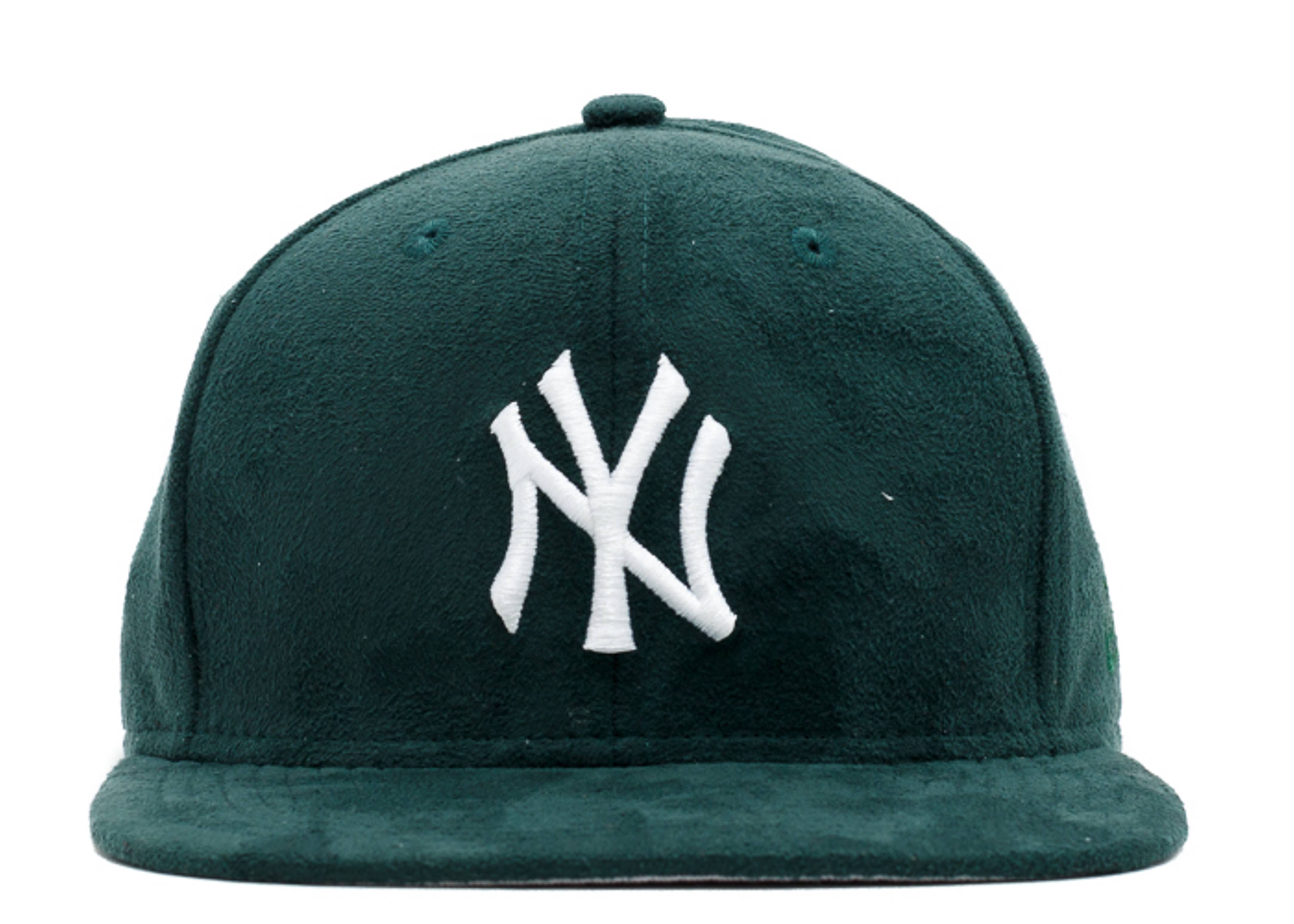 "new york yankees snap-back ""f. suede"""