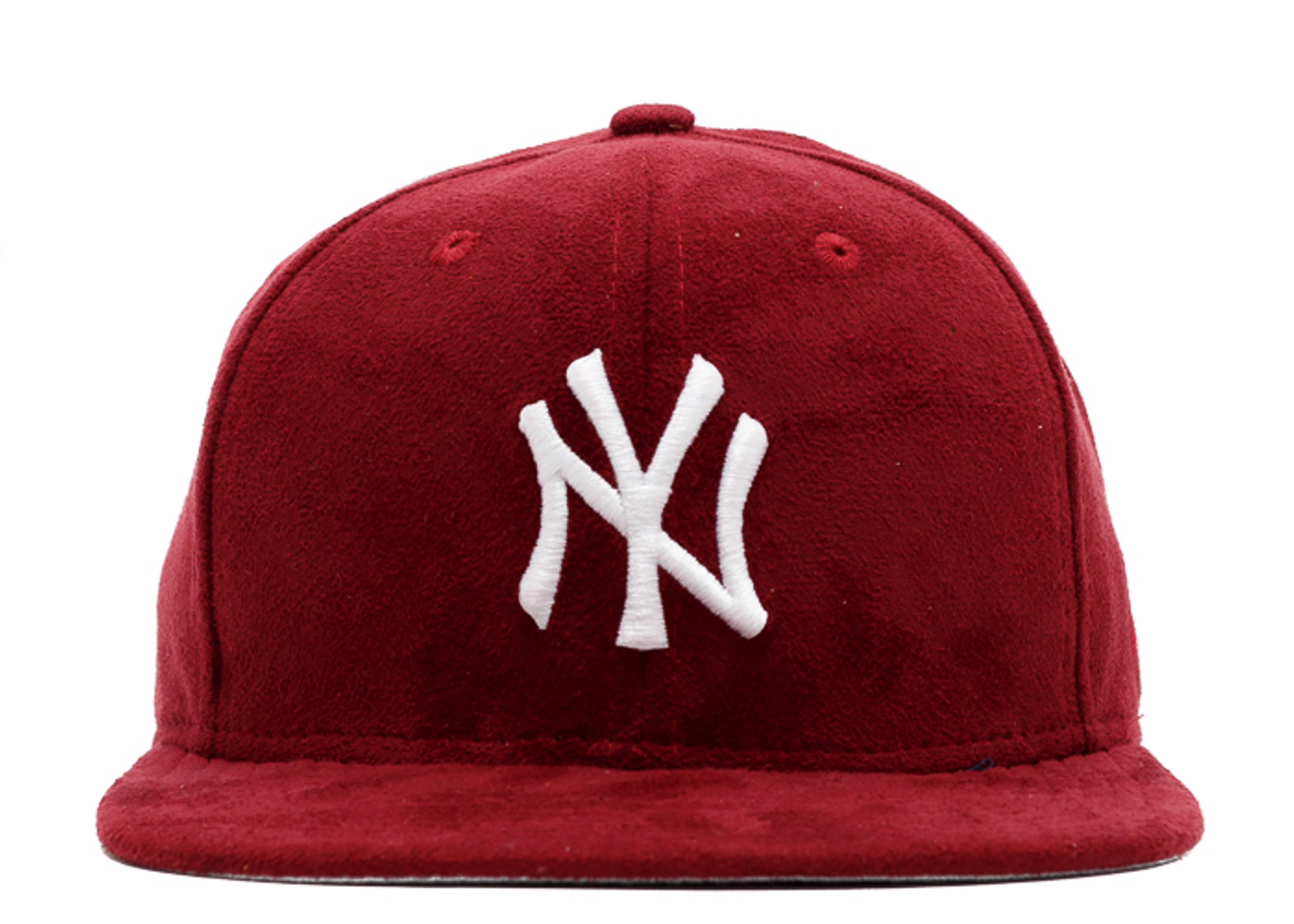 "new york yankee snap-back ""f. suede"""