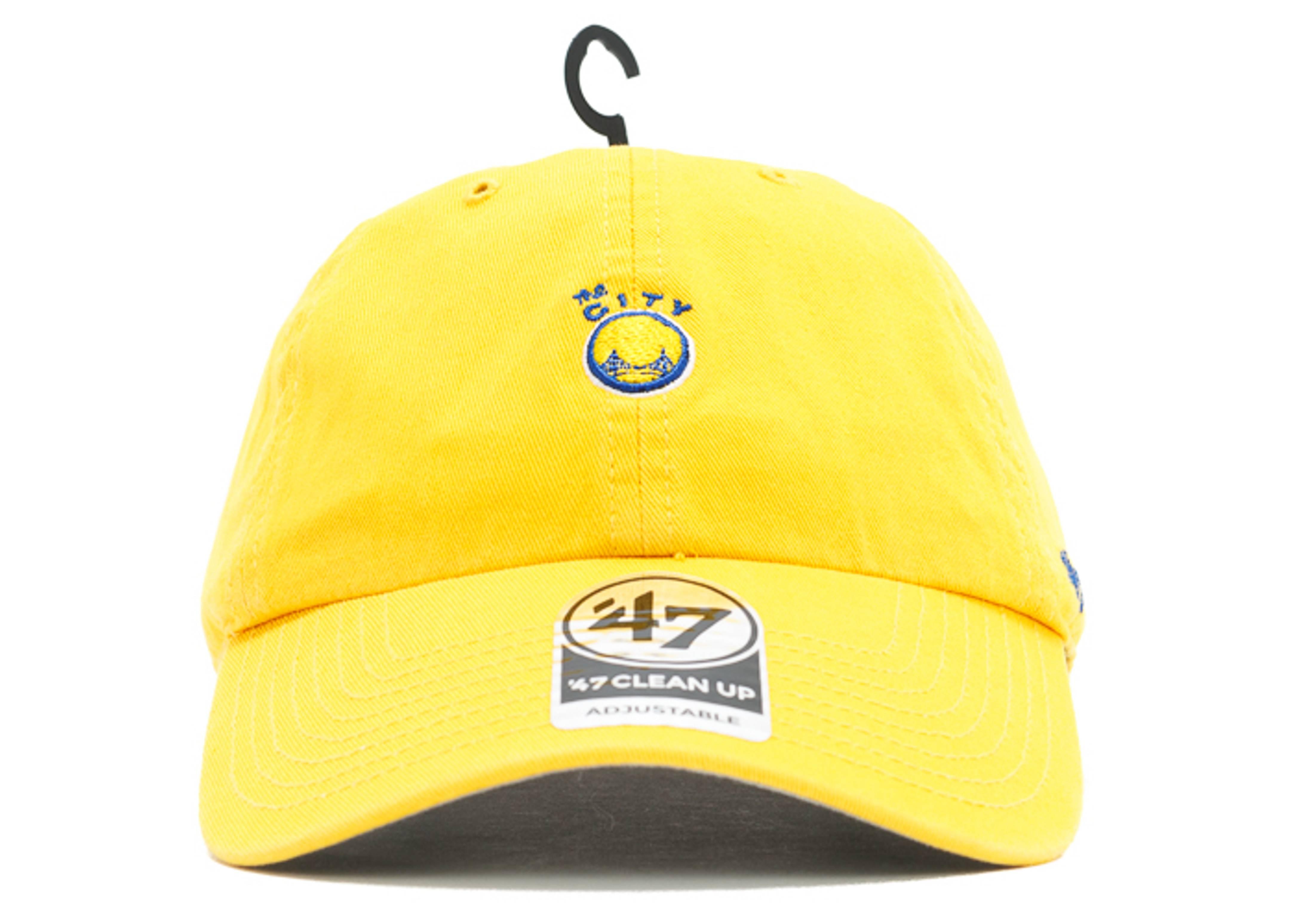 "golden state warriors strap-back ""mini logo"""