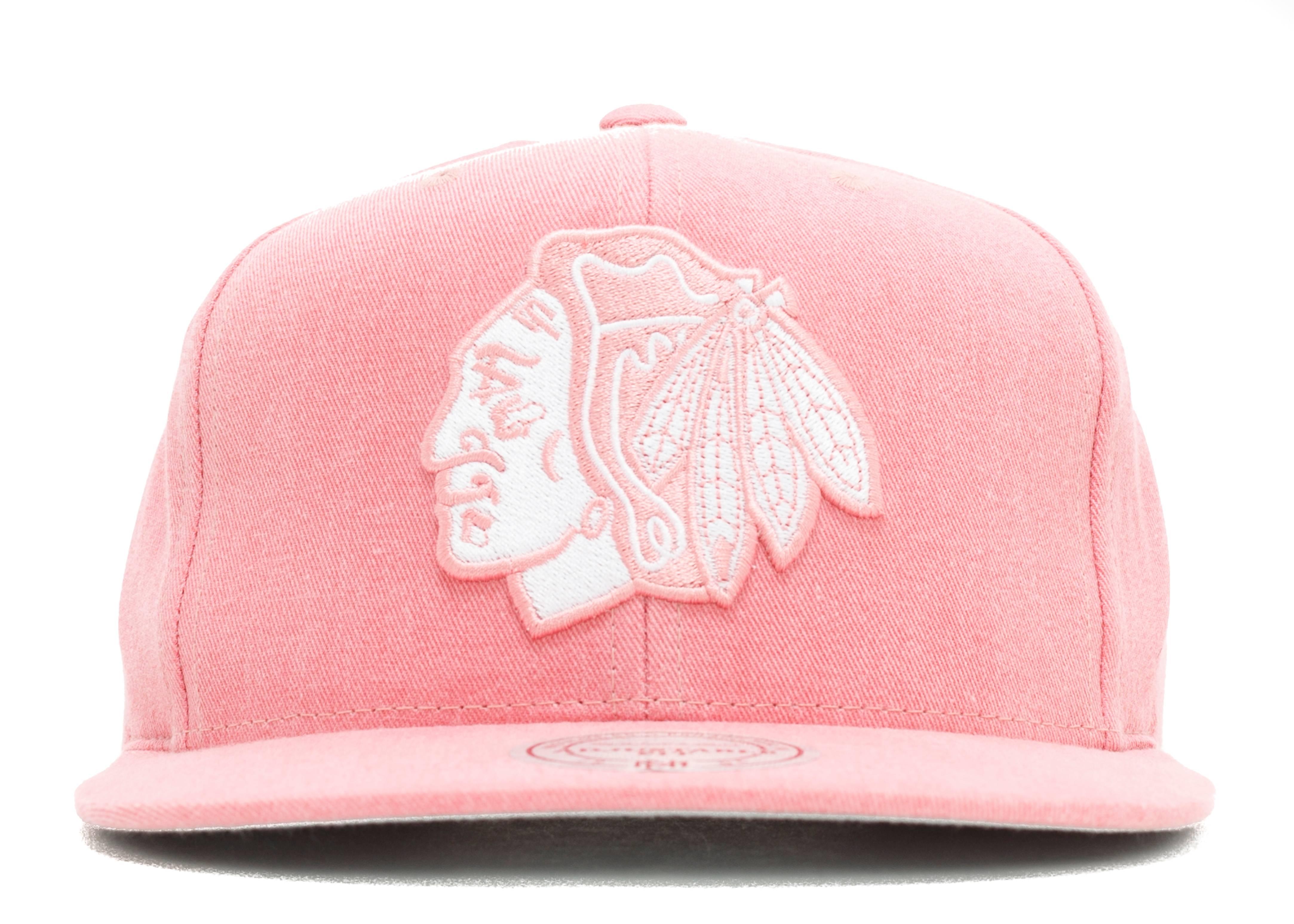 chicago blackhawks slub cotton snap-back