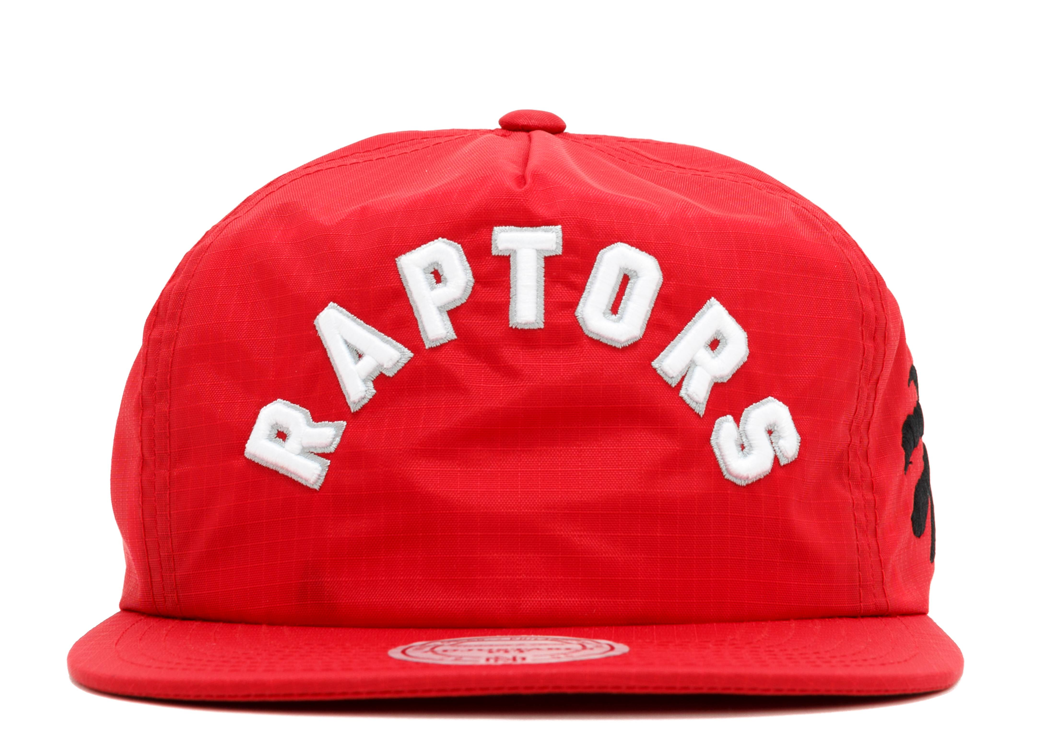 toronto raptors team stripe zip-back