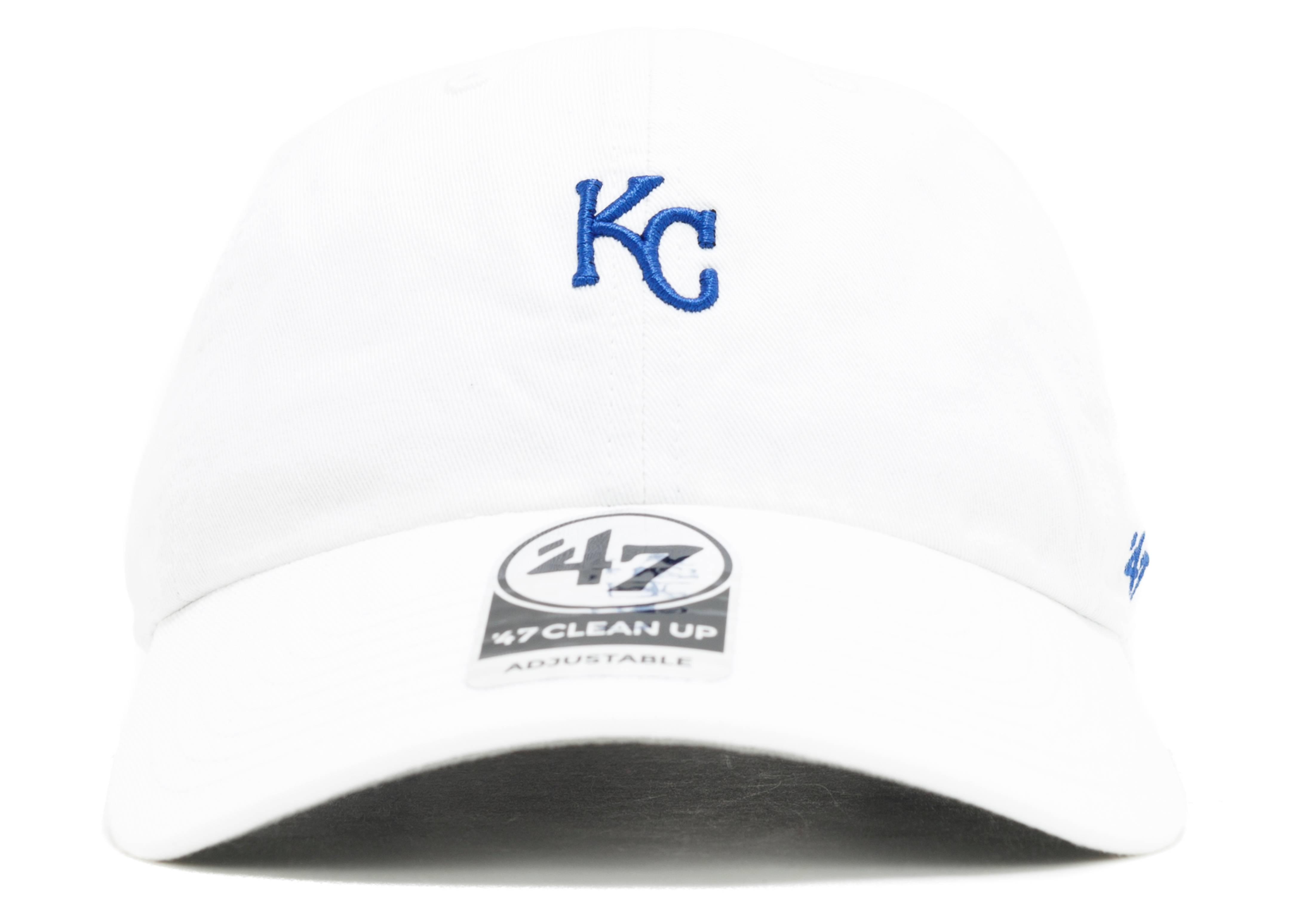 "kansas city royals strap-back ""mini logo"""