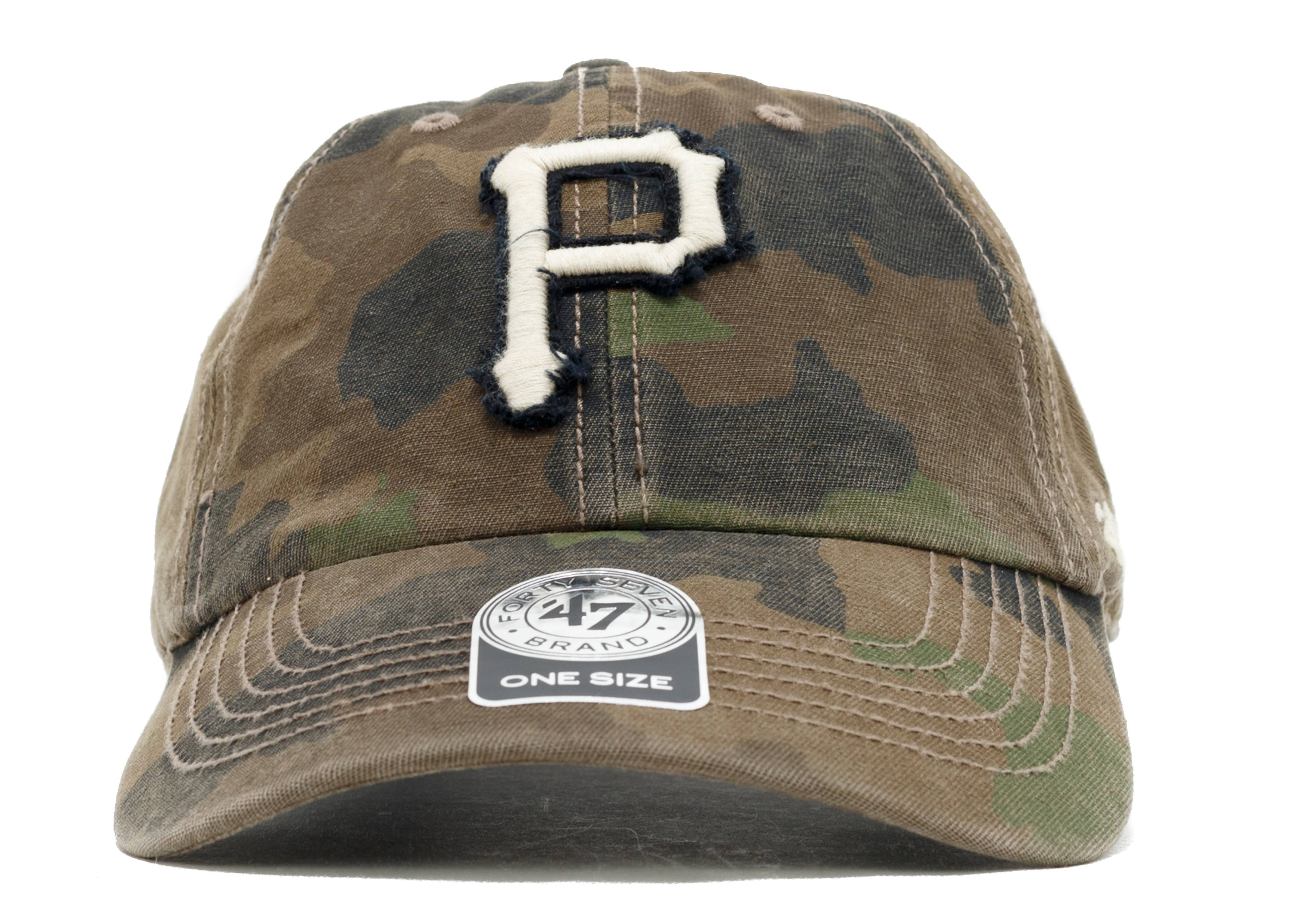 pittsburgh pirates strap-back