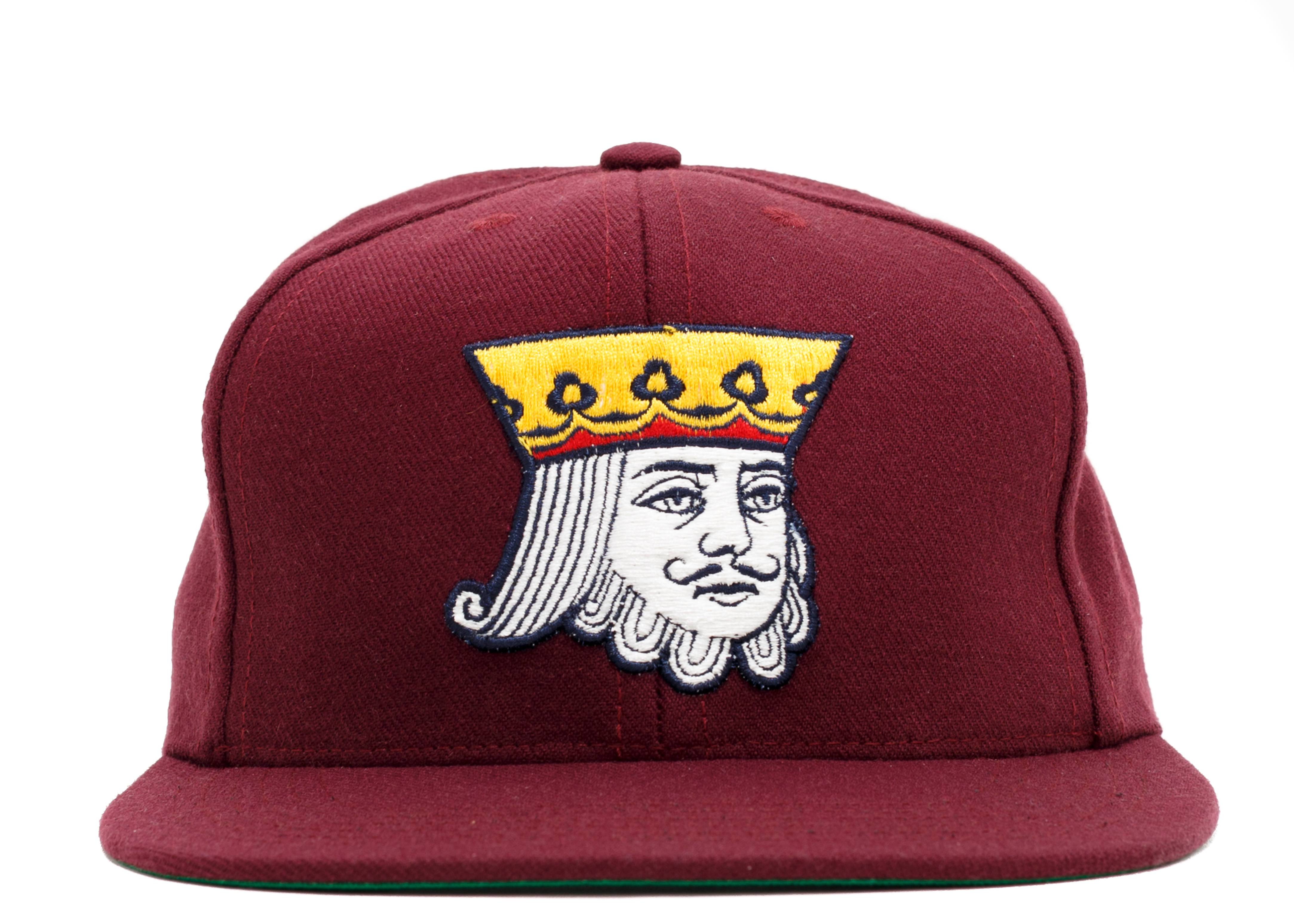 king snap-back