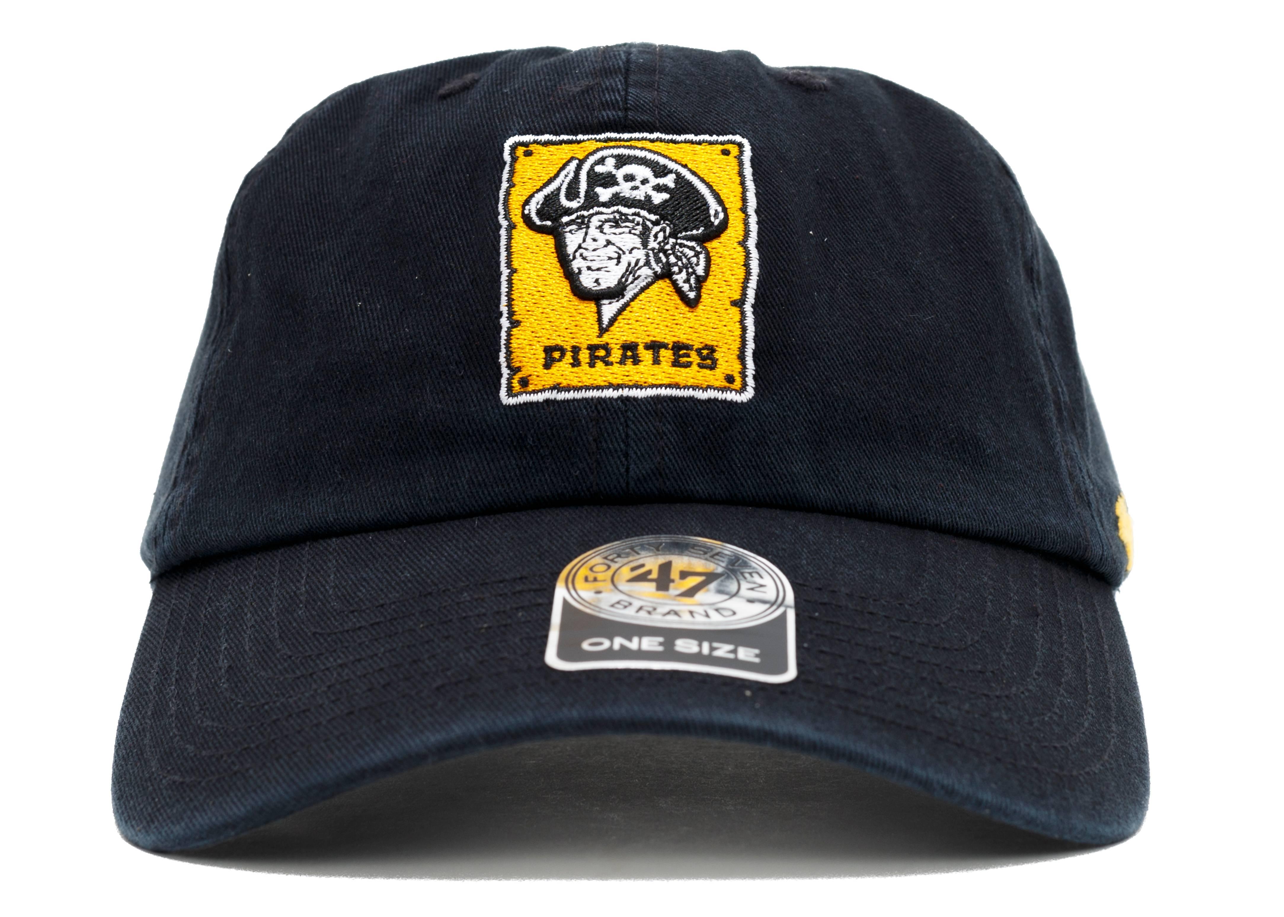 "pittsburgh pirates strap-back ""alternate logo"""