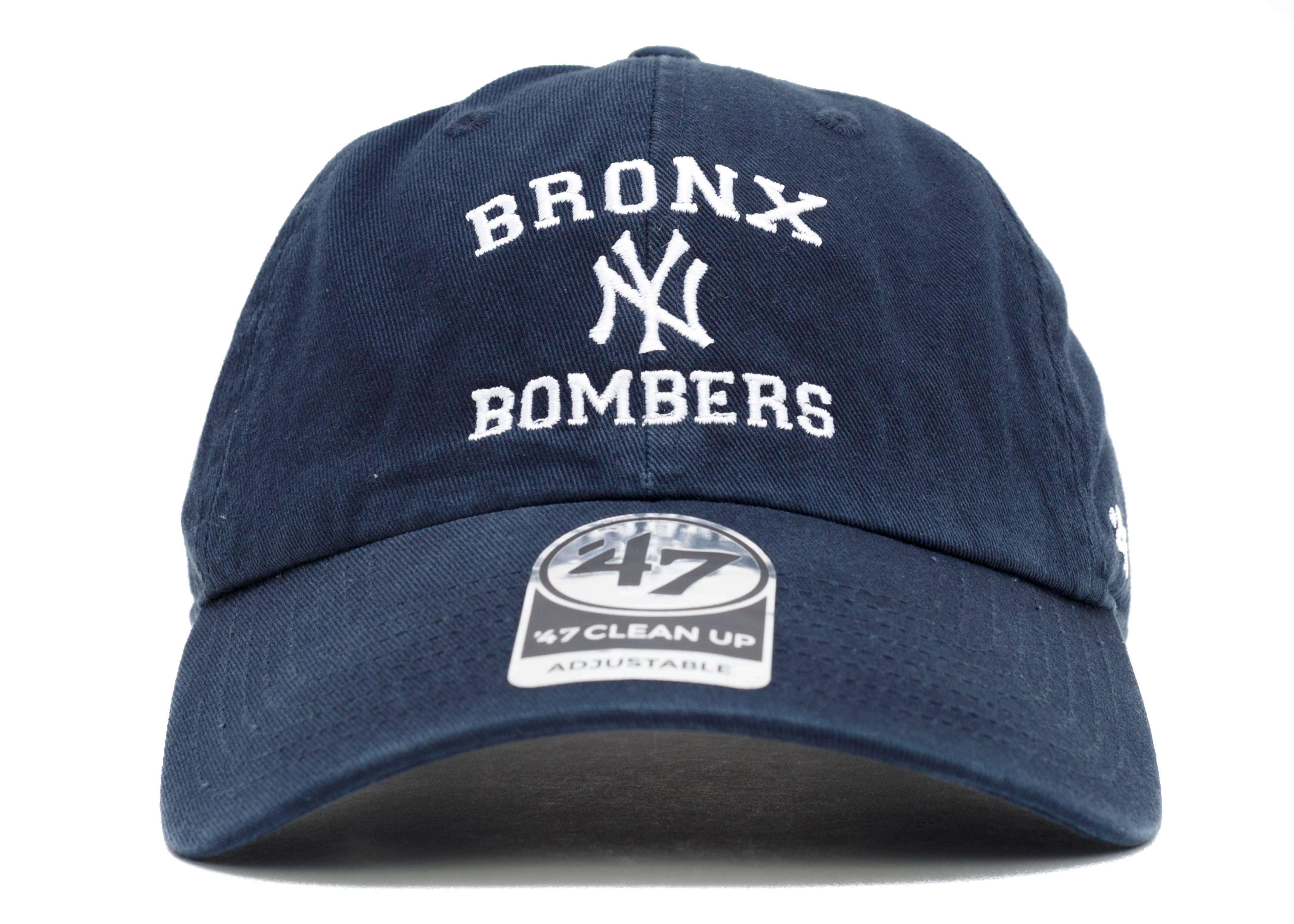 """new york yankees strap-back """"alternaite logo"""""""
