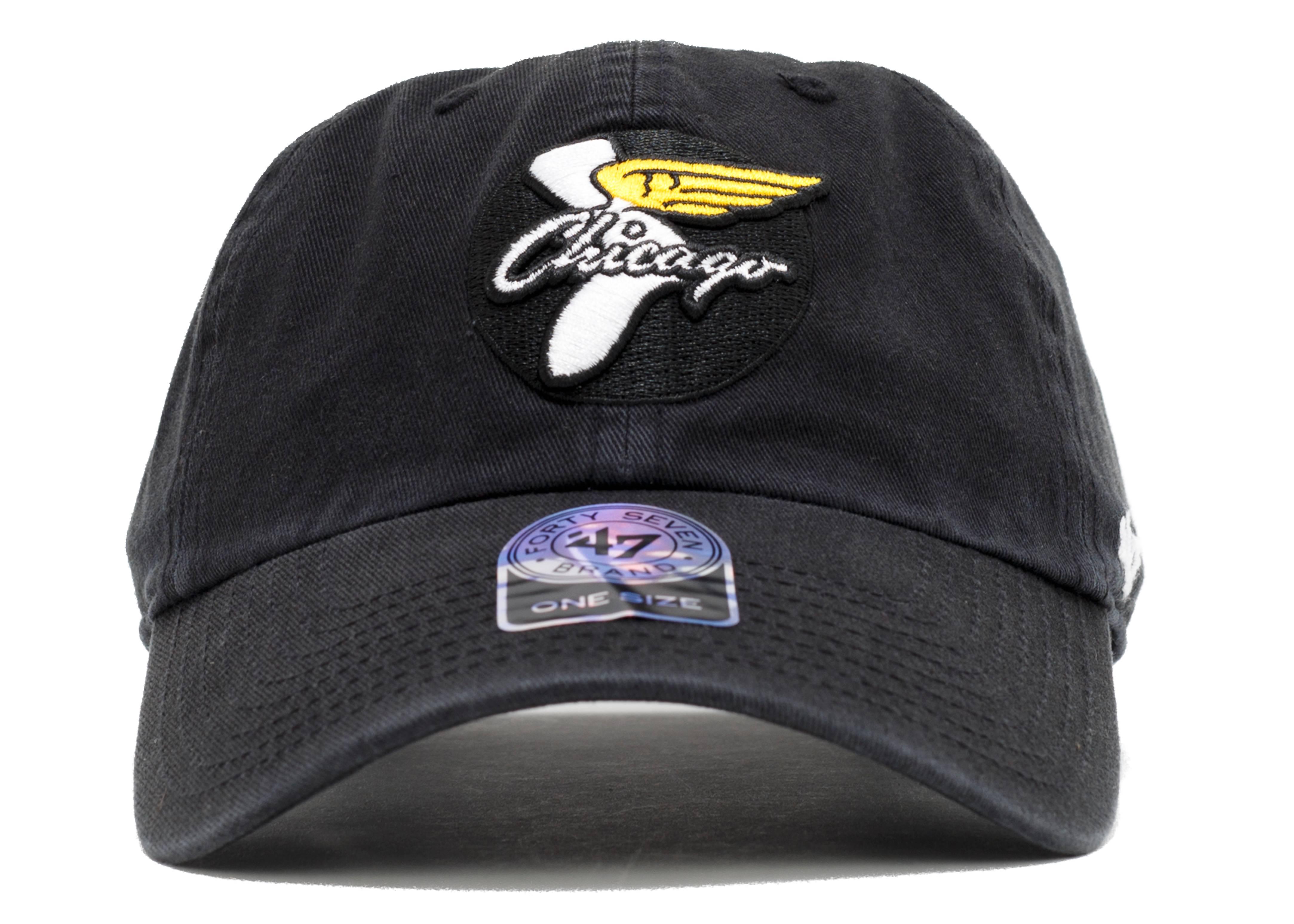 "chicago white sox strap-back ""alternate logo"""