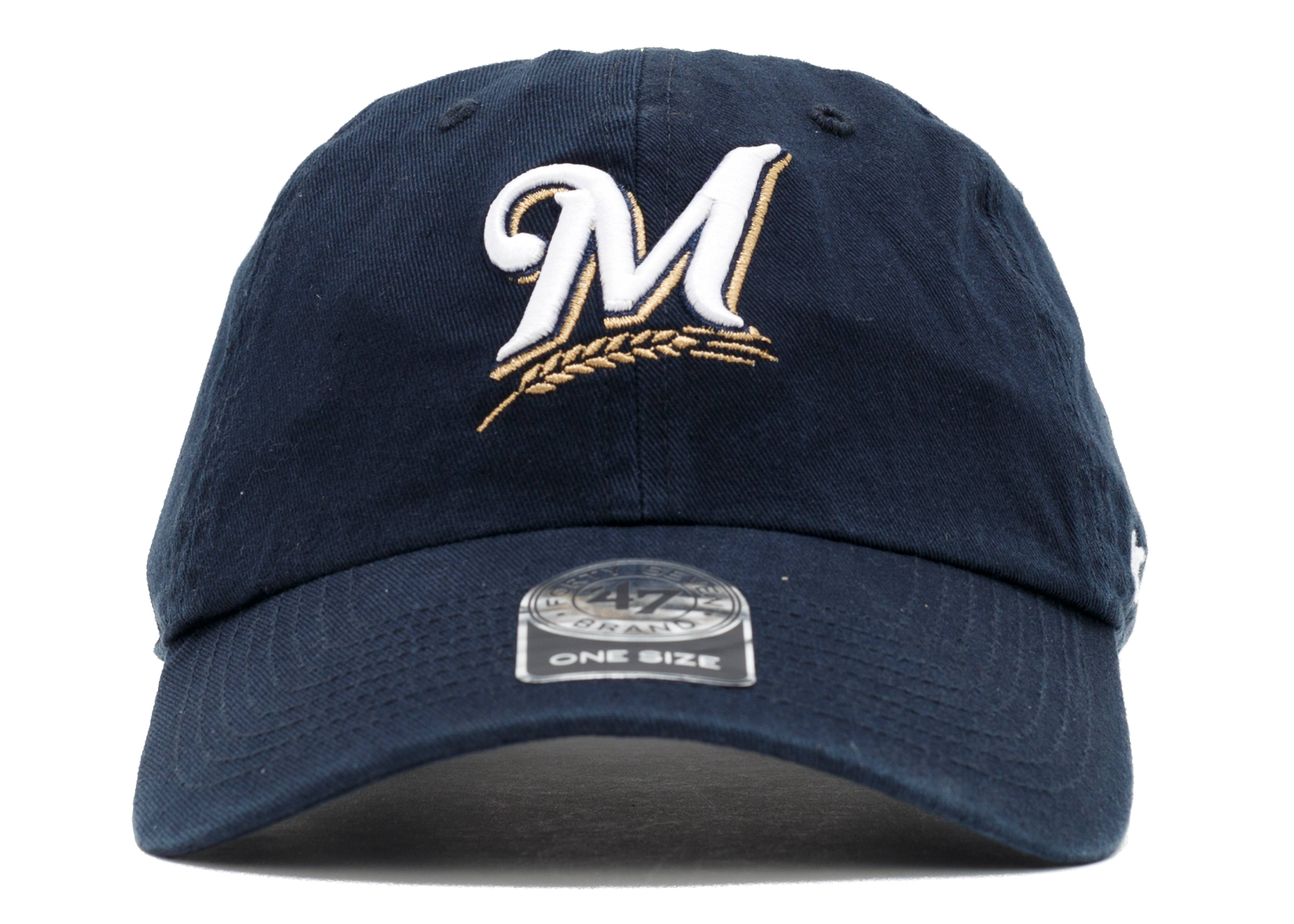 milwaukee brewers strap-back