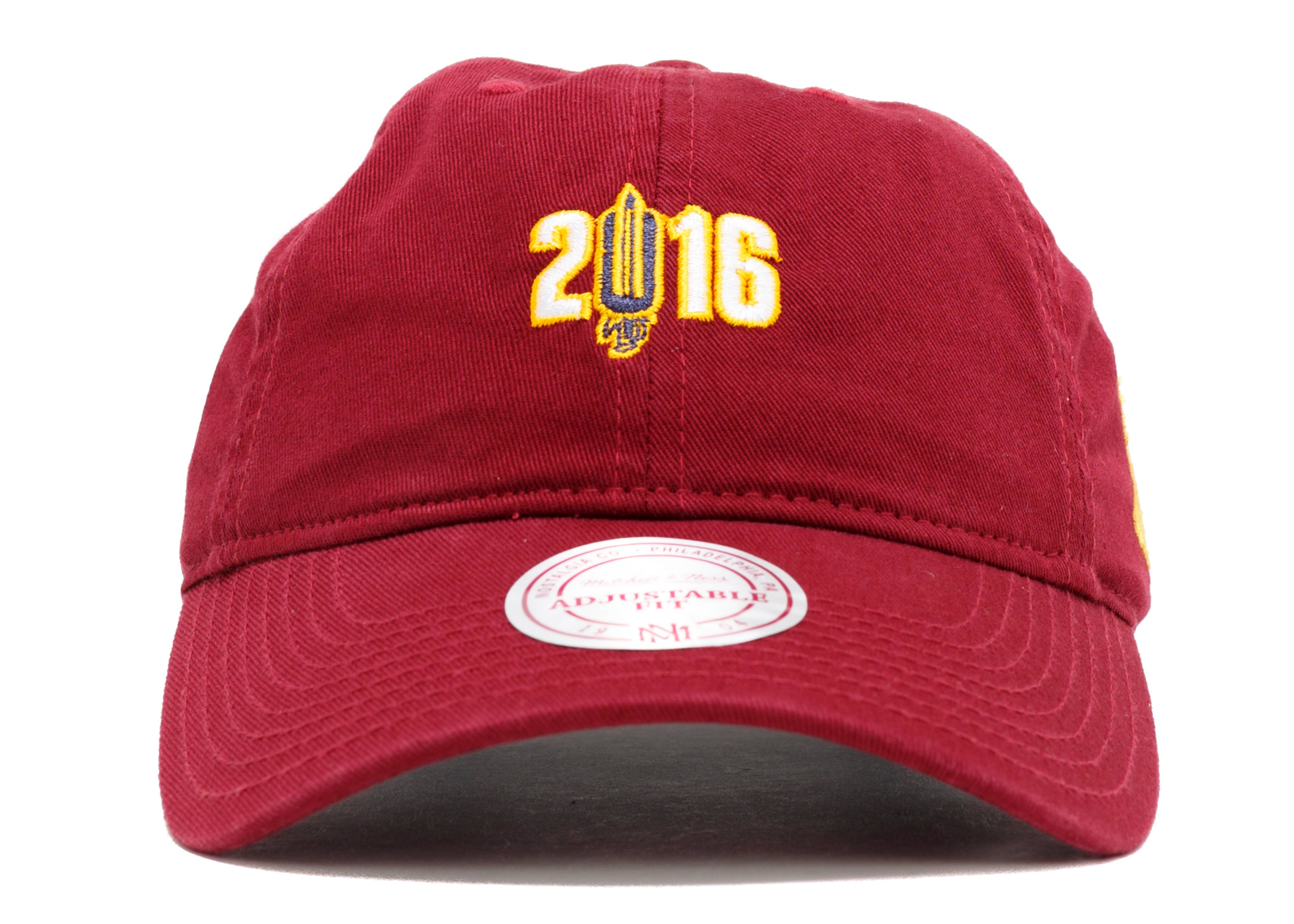 """cleveland cavaliers strap-back """"2016 championship"""""""