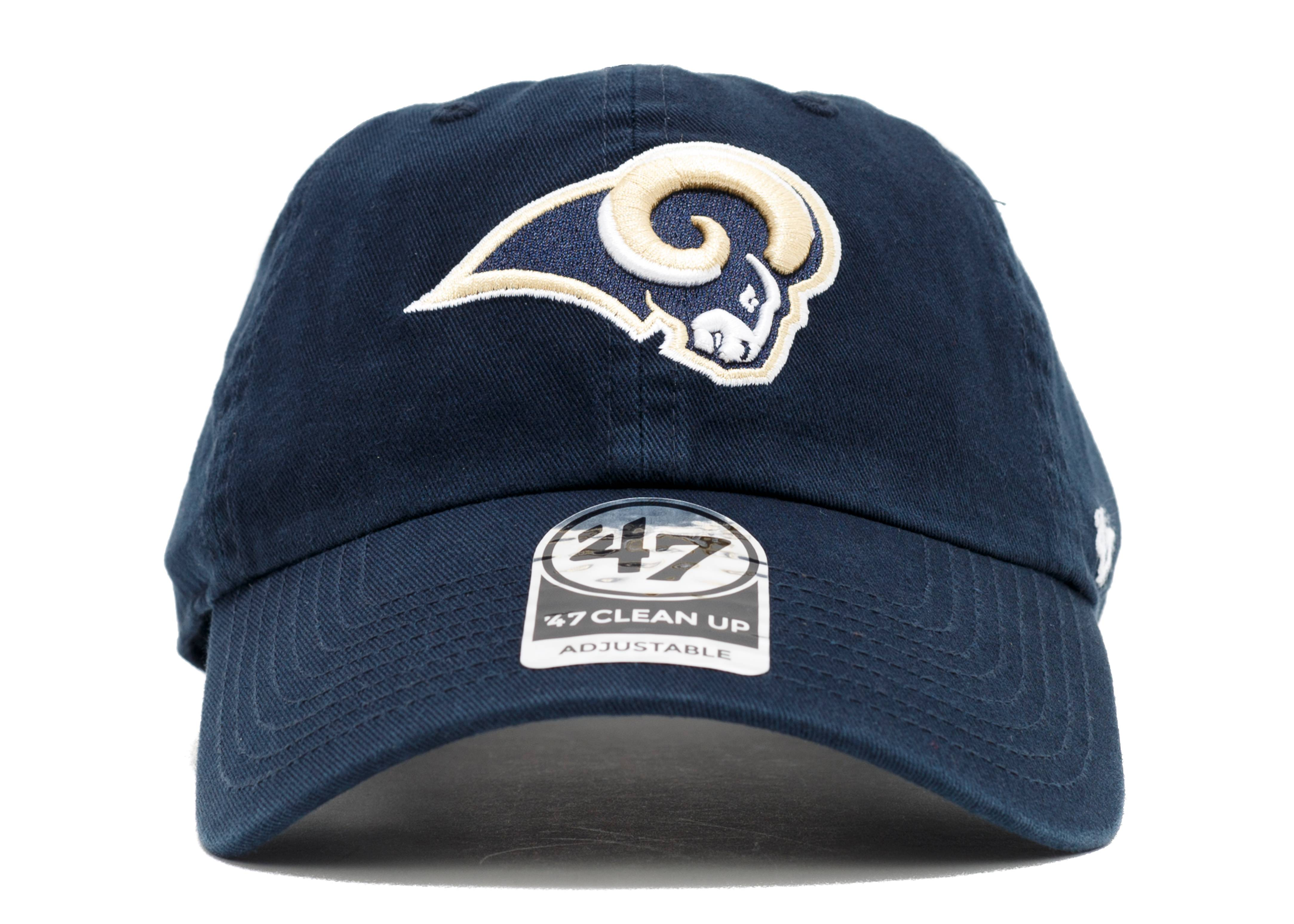 los angeles rams strap-back