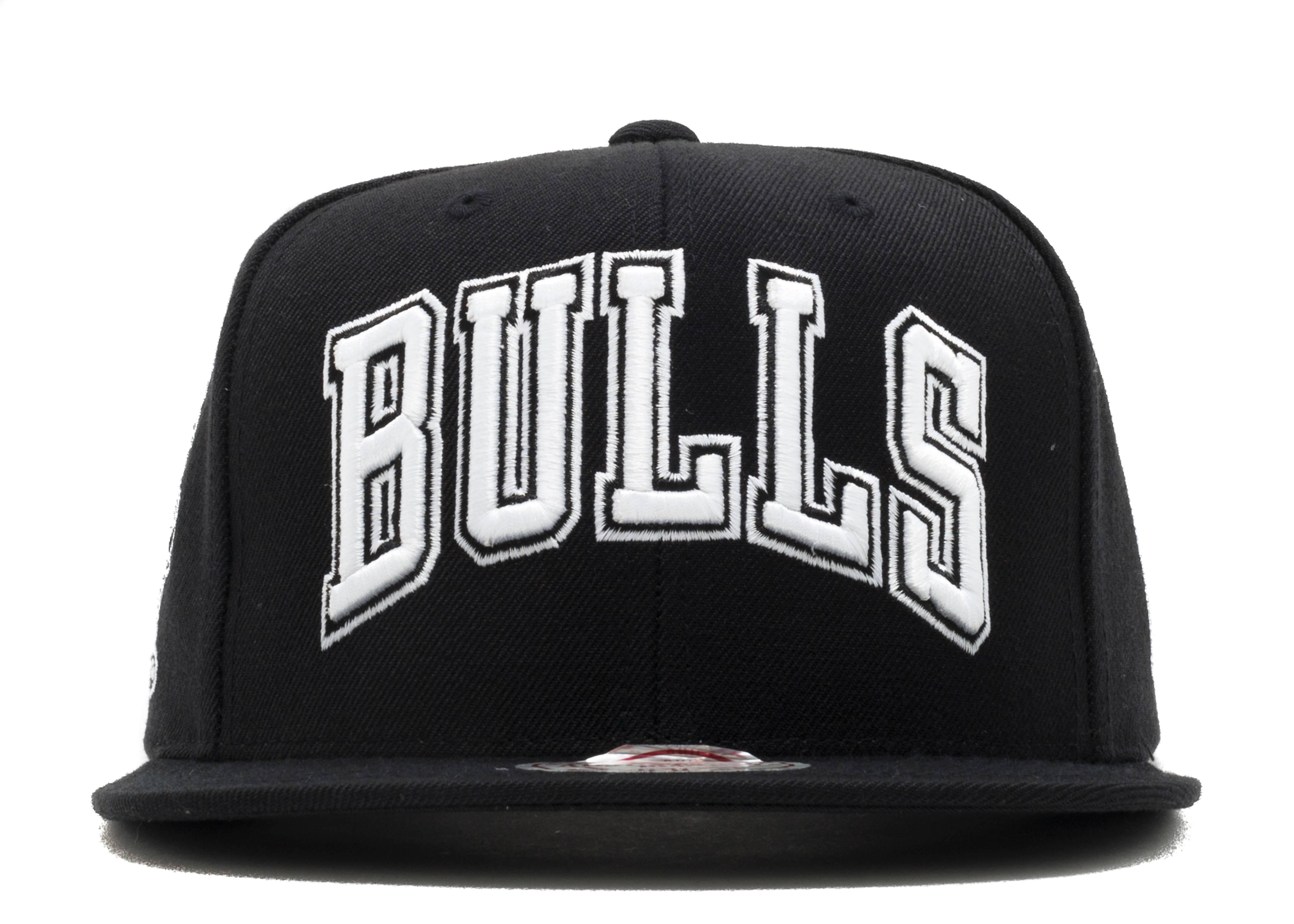 "chicago bulls snap-back ""history"""