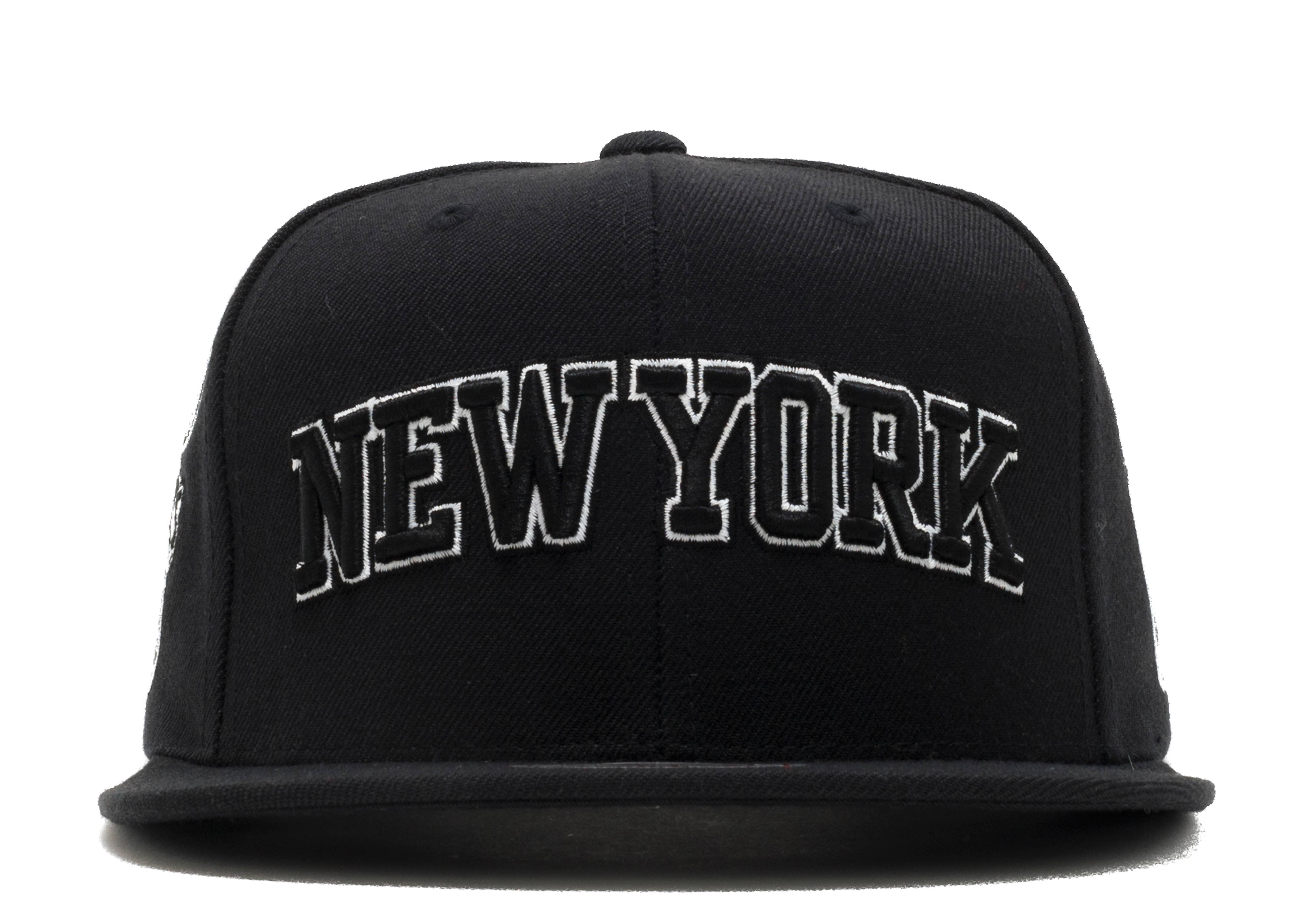 "new york knicks snap-back ""history"""