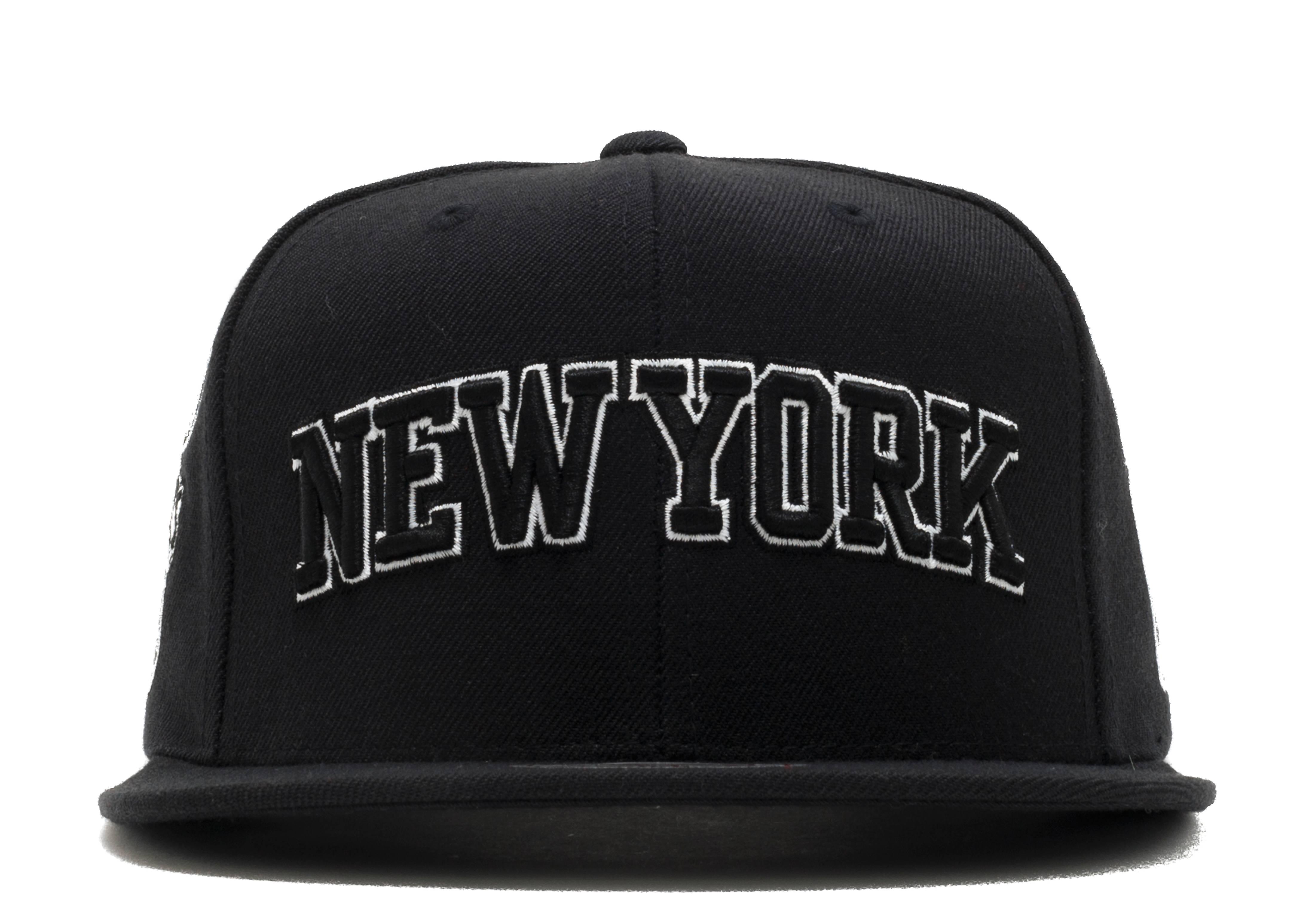 "new york knicks snap-back ""history"""