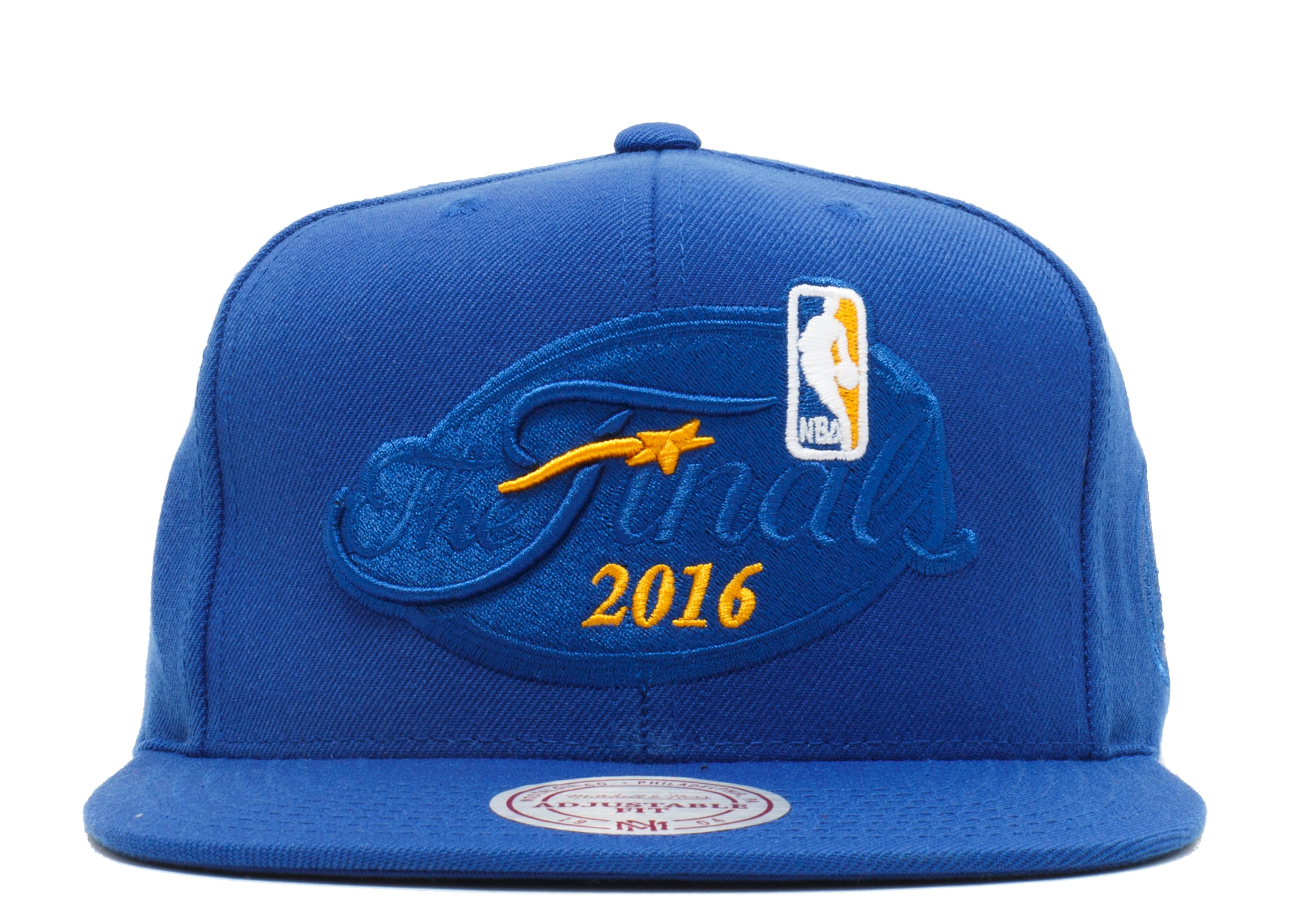 "golden state warriors snap-back ""2016 nba finals"""