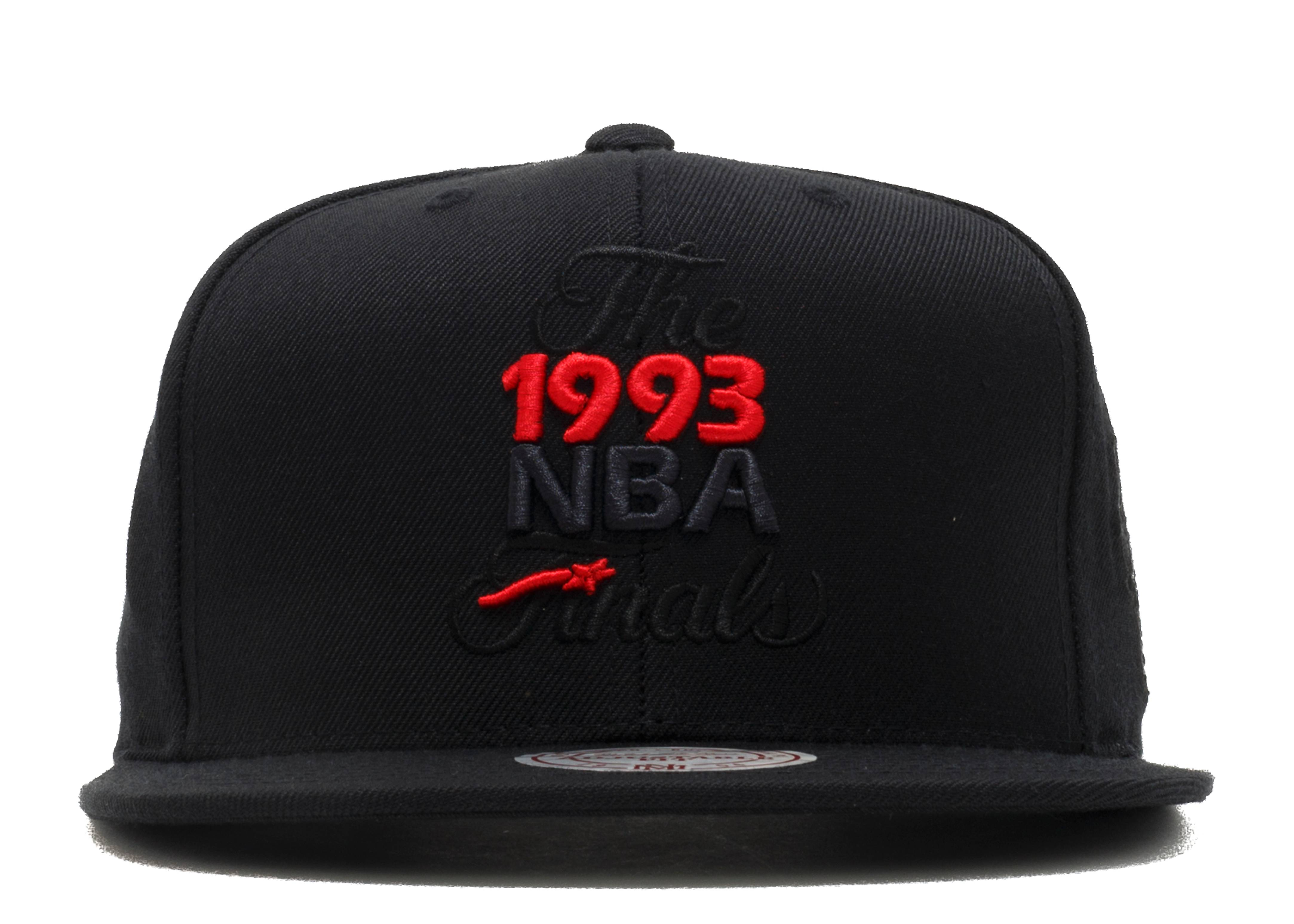 "chicago bulls snap-back ""1993 nba finals"""