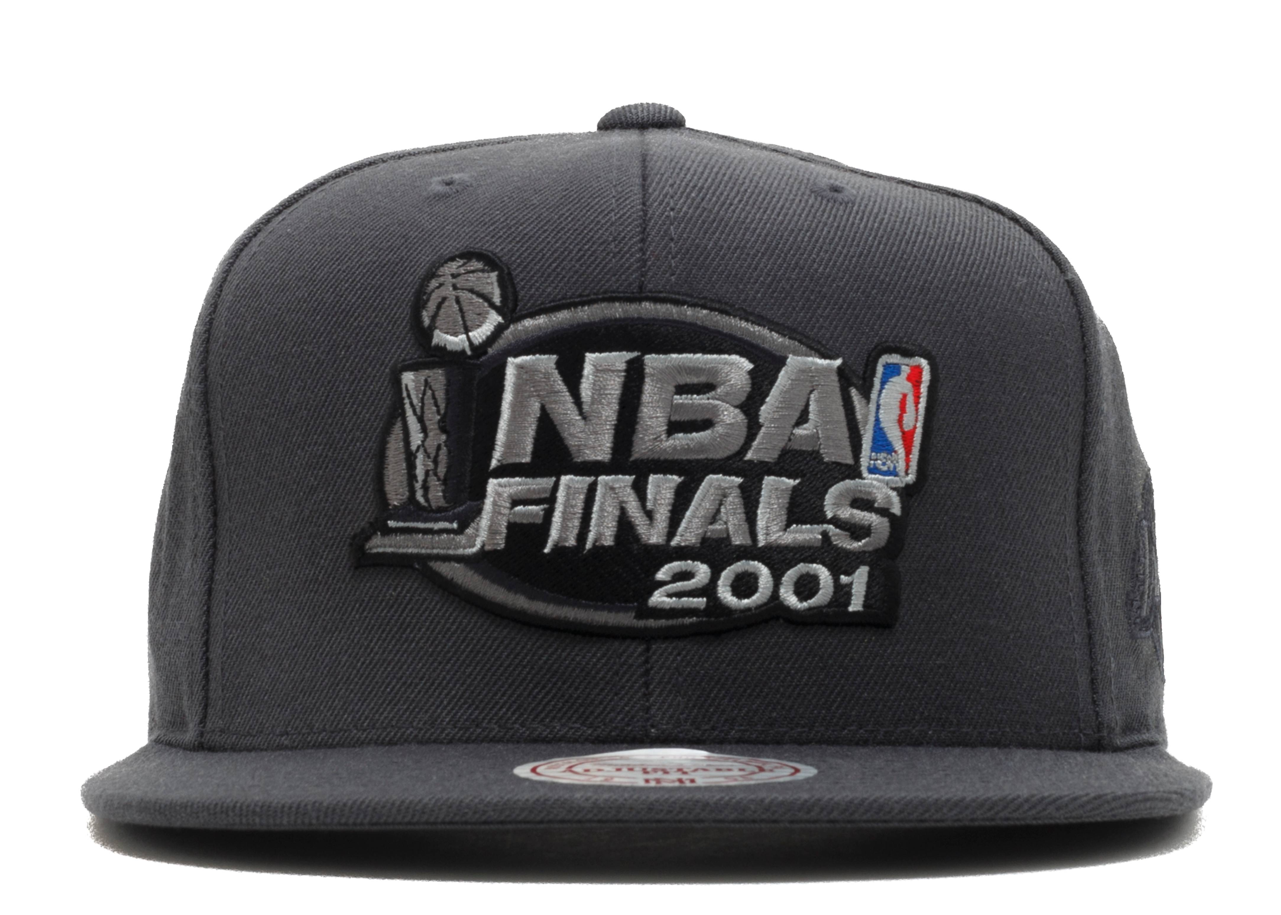 "los angeles lakers snap-back ""2001 nba finals"""