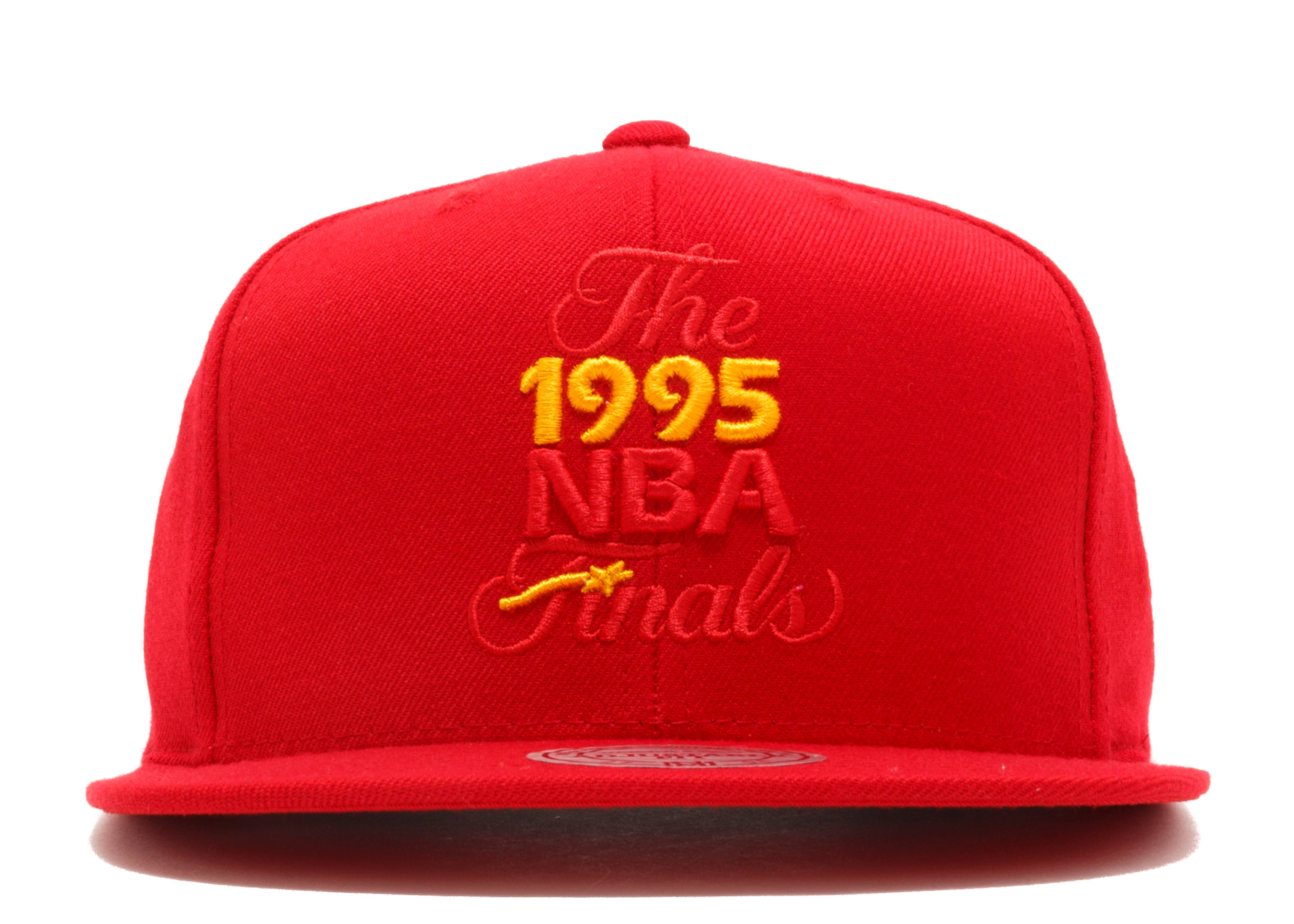 "houston rockets snap-back ""1995 nba finals"""