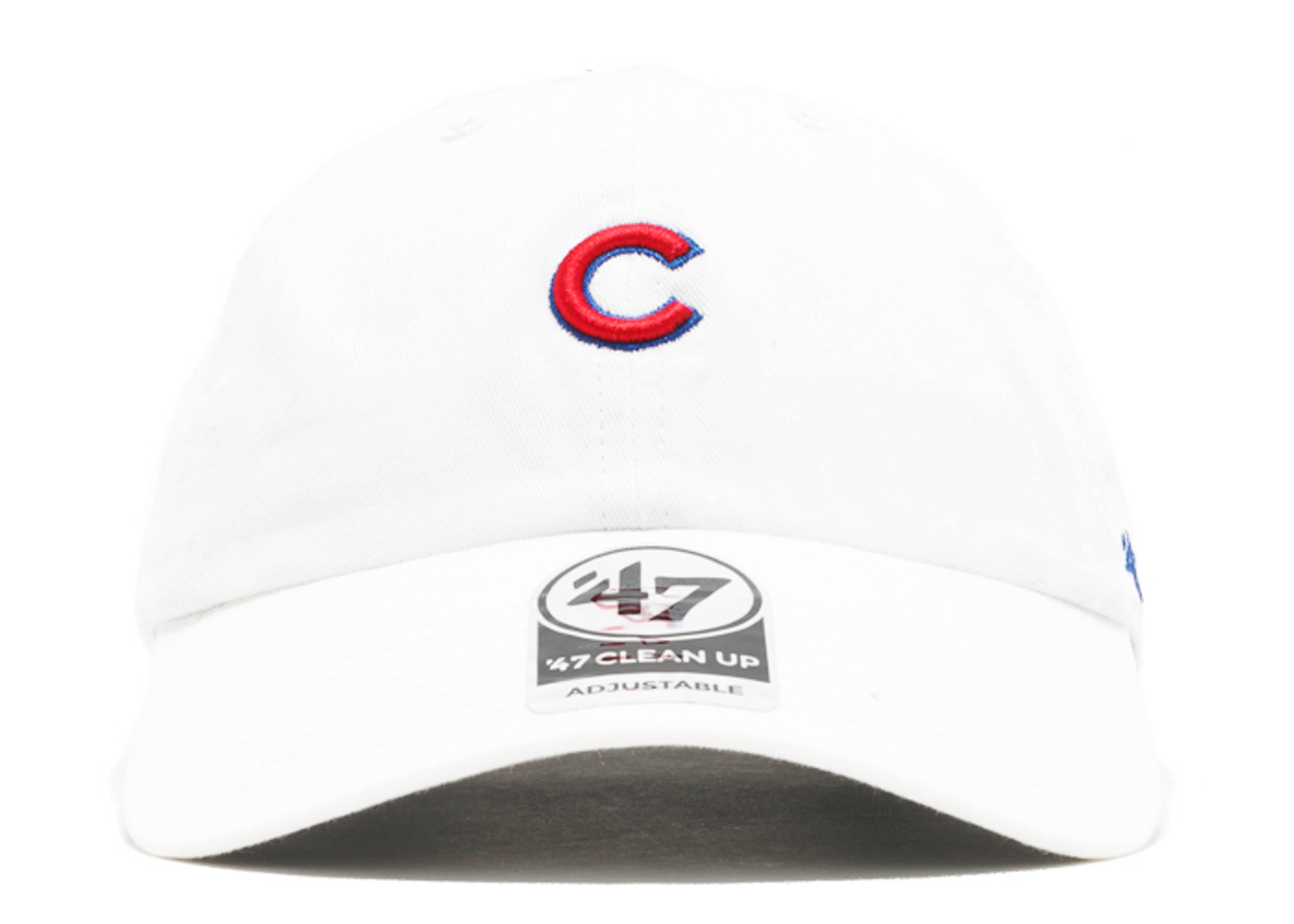 "chicago cubs strap-back ""mini logo"""