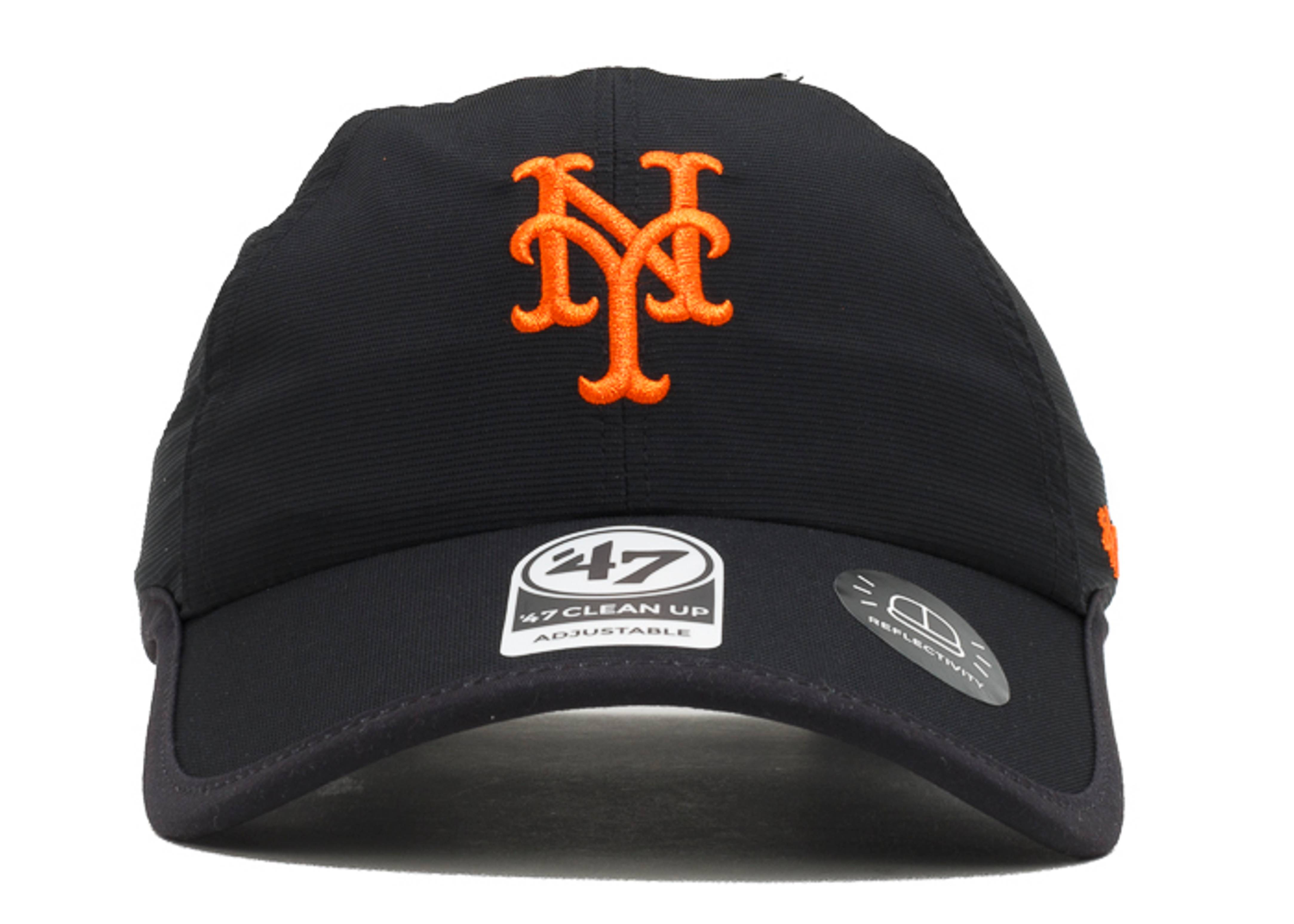 "new york mets strap-back ""reflective"""