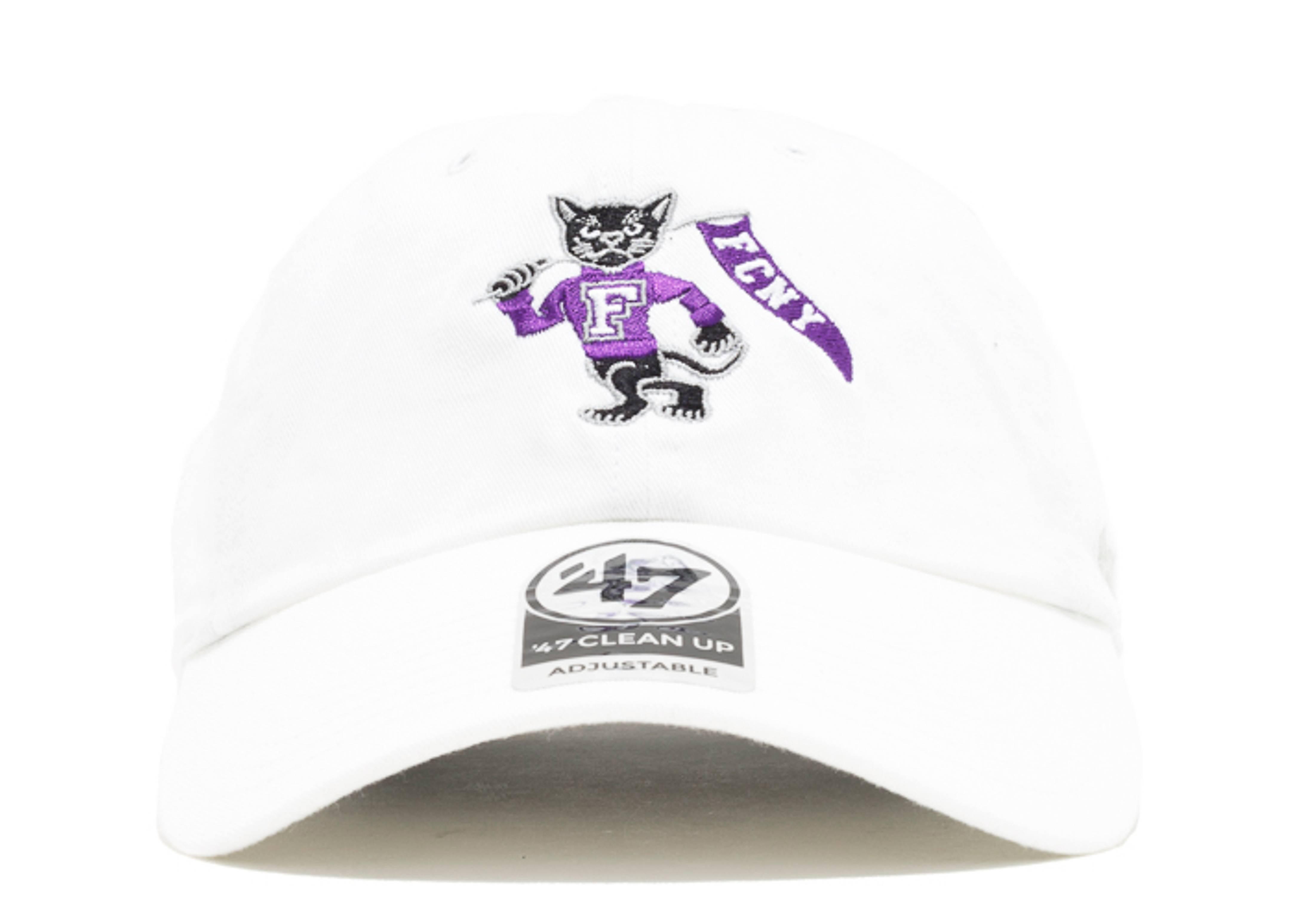 fcny x 47 brand mascot strap-back