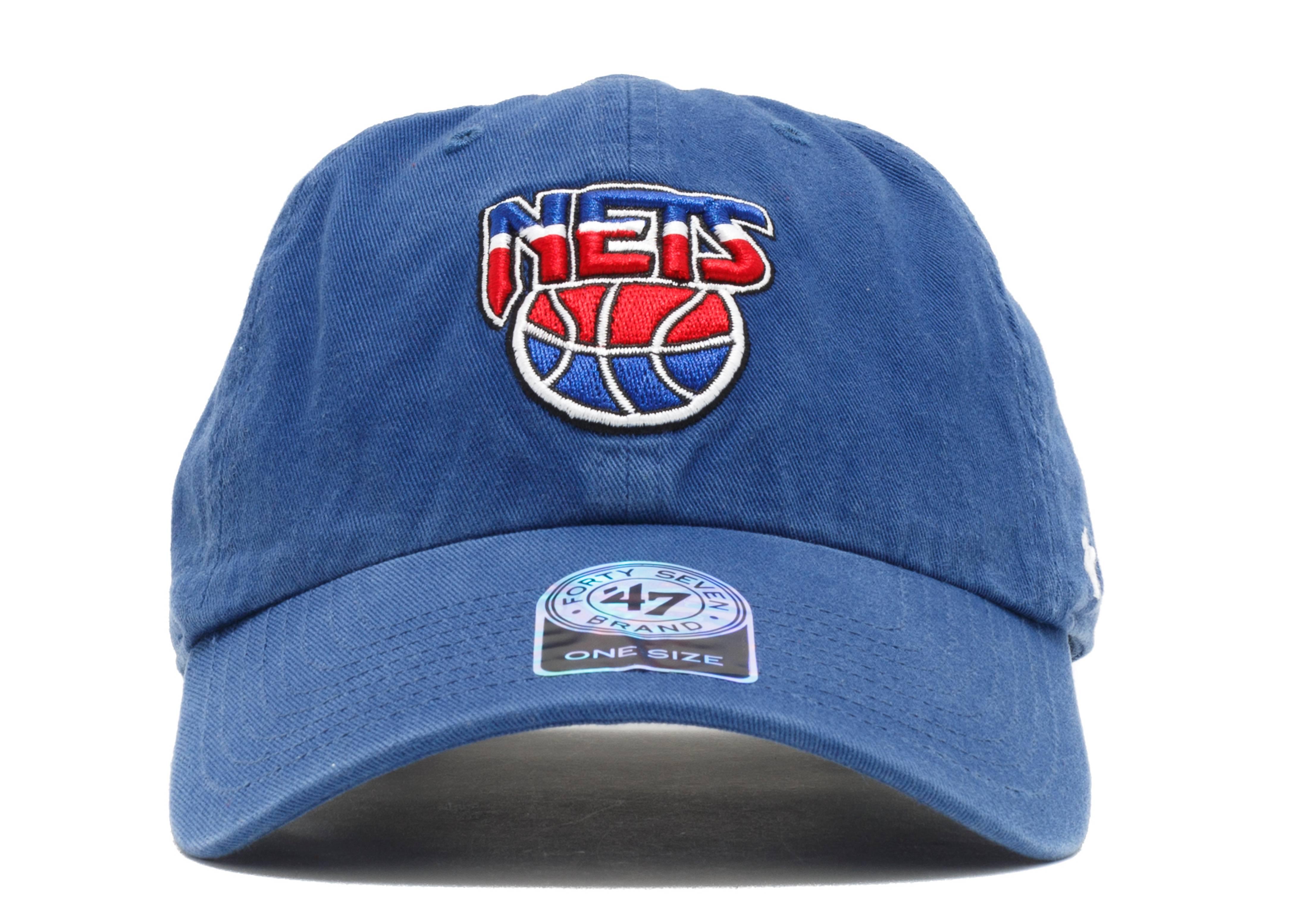 New Jersey Nets Strap-back - 47 Brand - khwclrgw15gwsry90 - royal ... bffd70569ac3