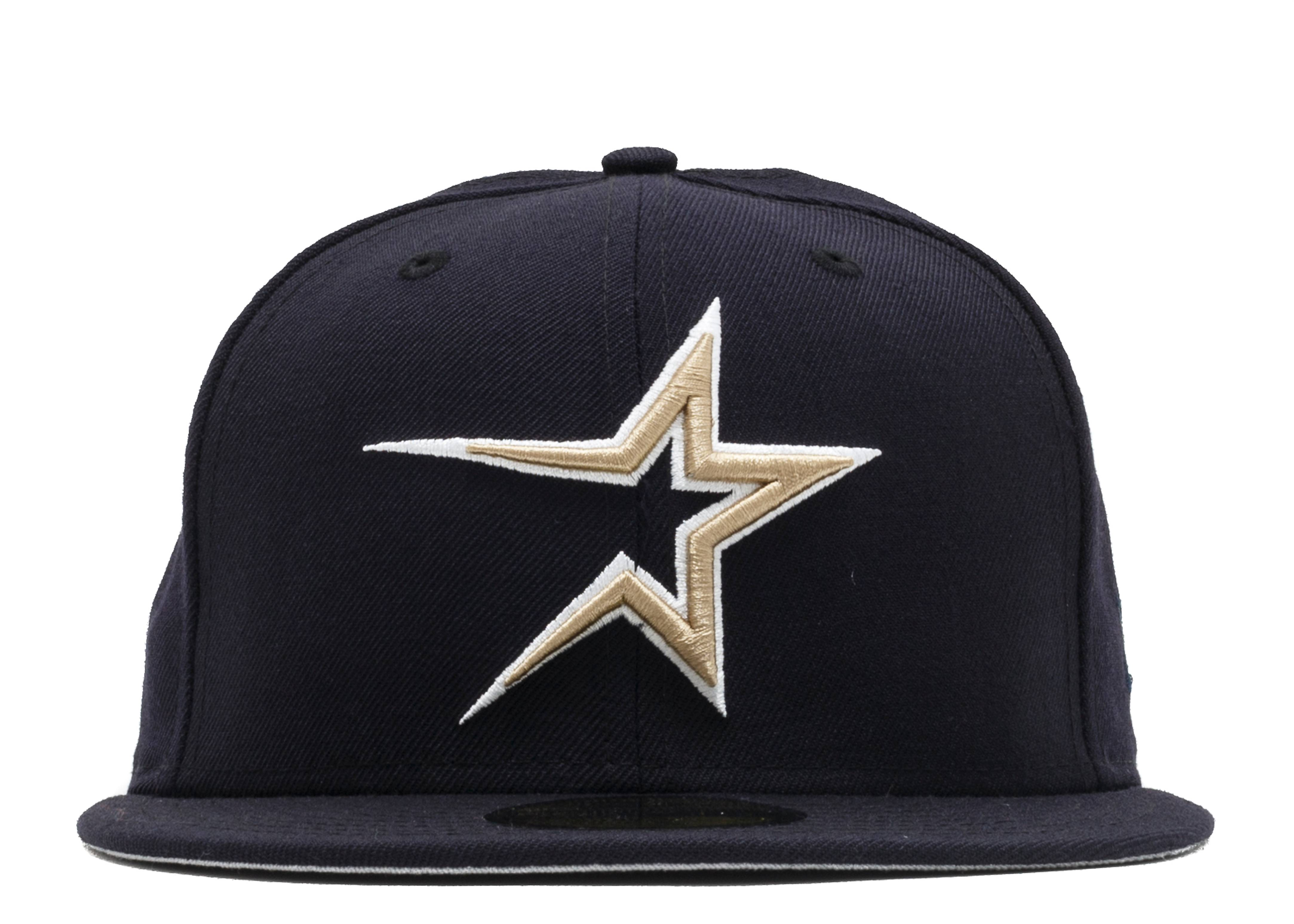 "houston astros fitted ""front/back"""